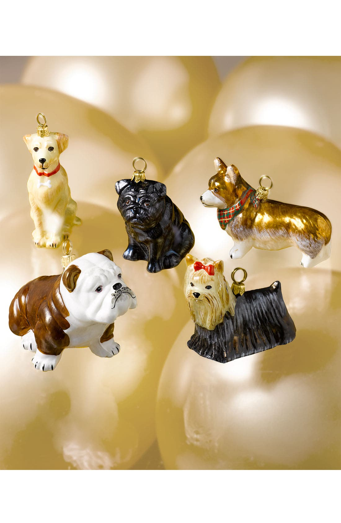 Alternate Image 2  - Joy to the World Collectibles 'Pug' Ornament