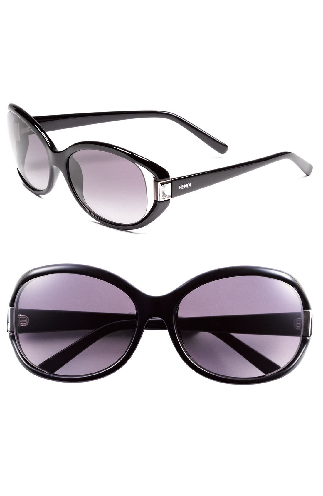 Alternate Image 1 Selected - Fendi Sunglasses