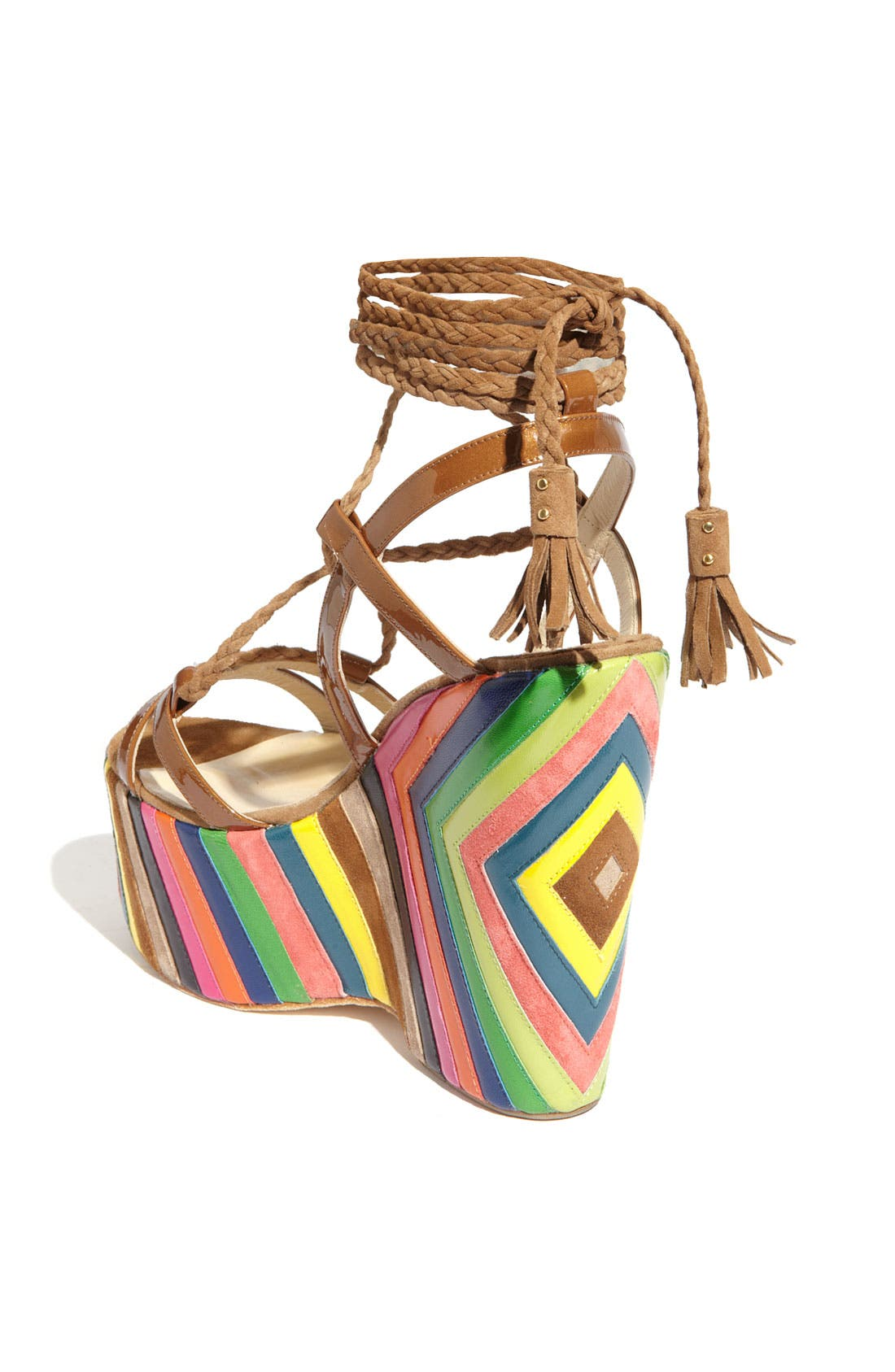 Alternate Image 2  - Jimmy Choo 'Pearl' Wedge Sandal