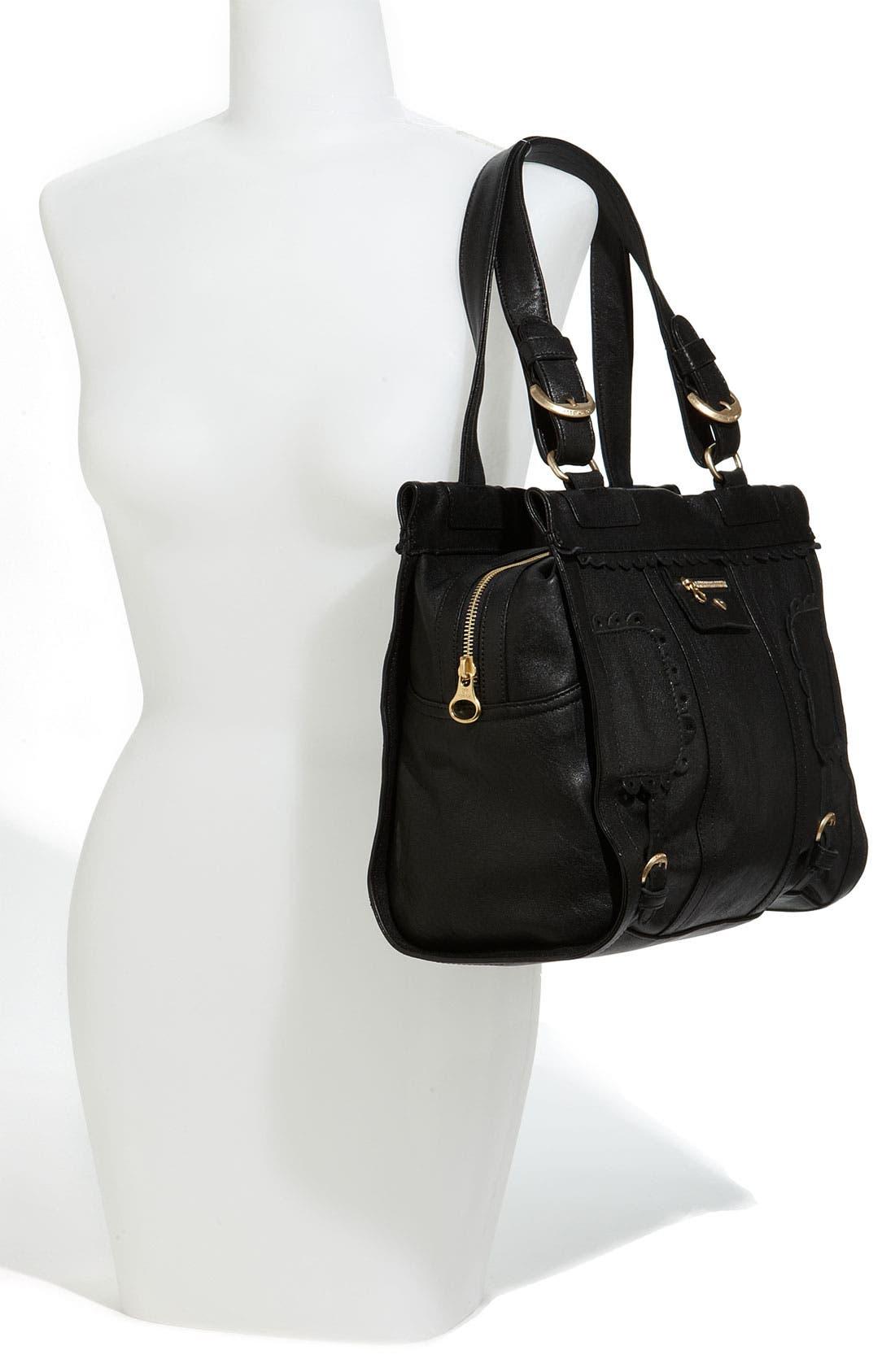 Alternate Image 2  - See By Chloé 'Poya Vintage - Medium' Leather Shoulder Bag