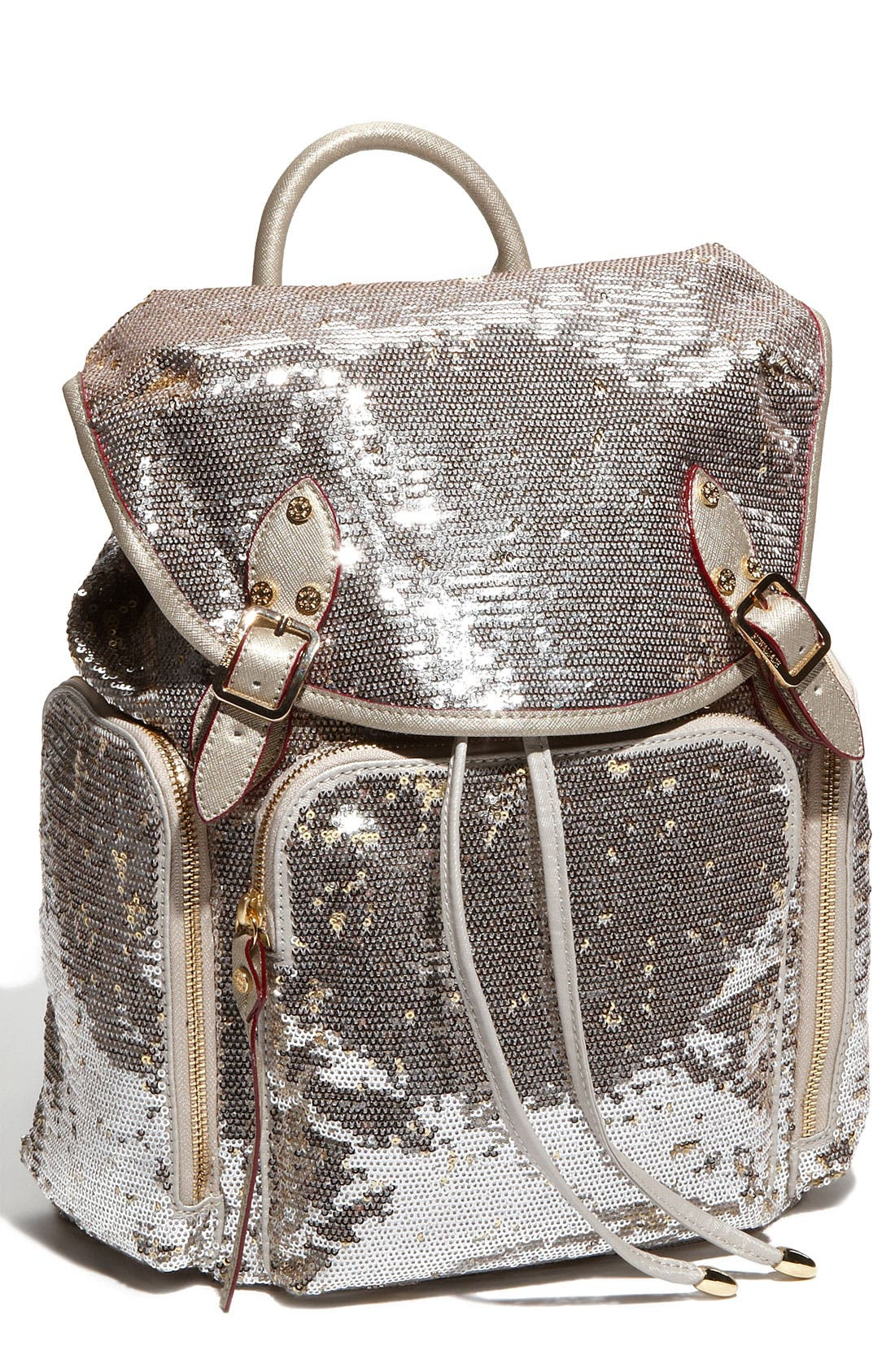 Alternate Image 1 Selected - MZ Wallace 'Marlena' Sequined Backpack