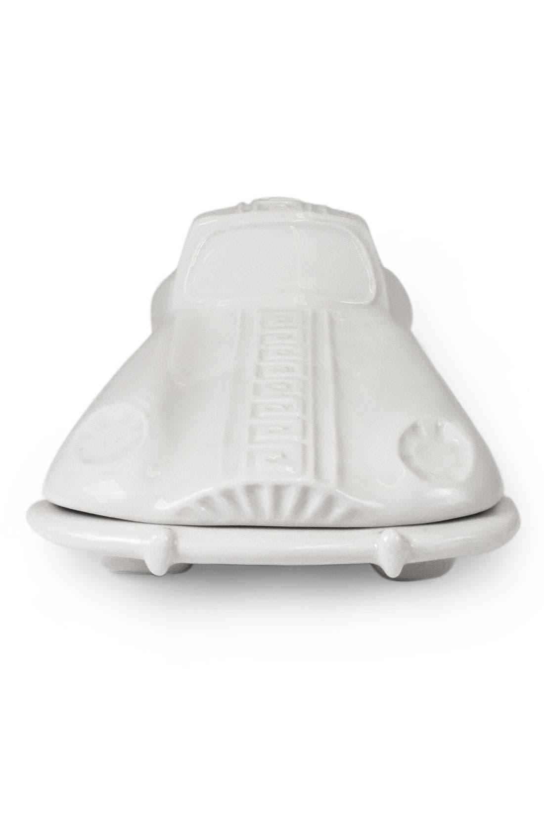 Alternate Image 2  - Jonathan Adler 'Sports Car' Porcelain Box