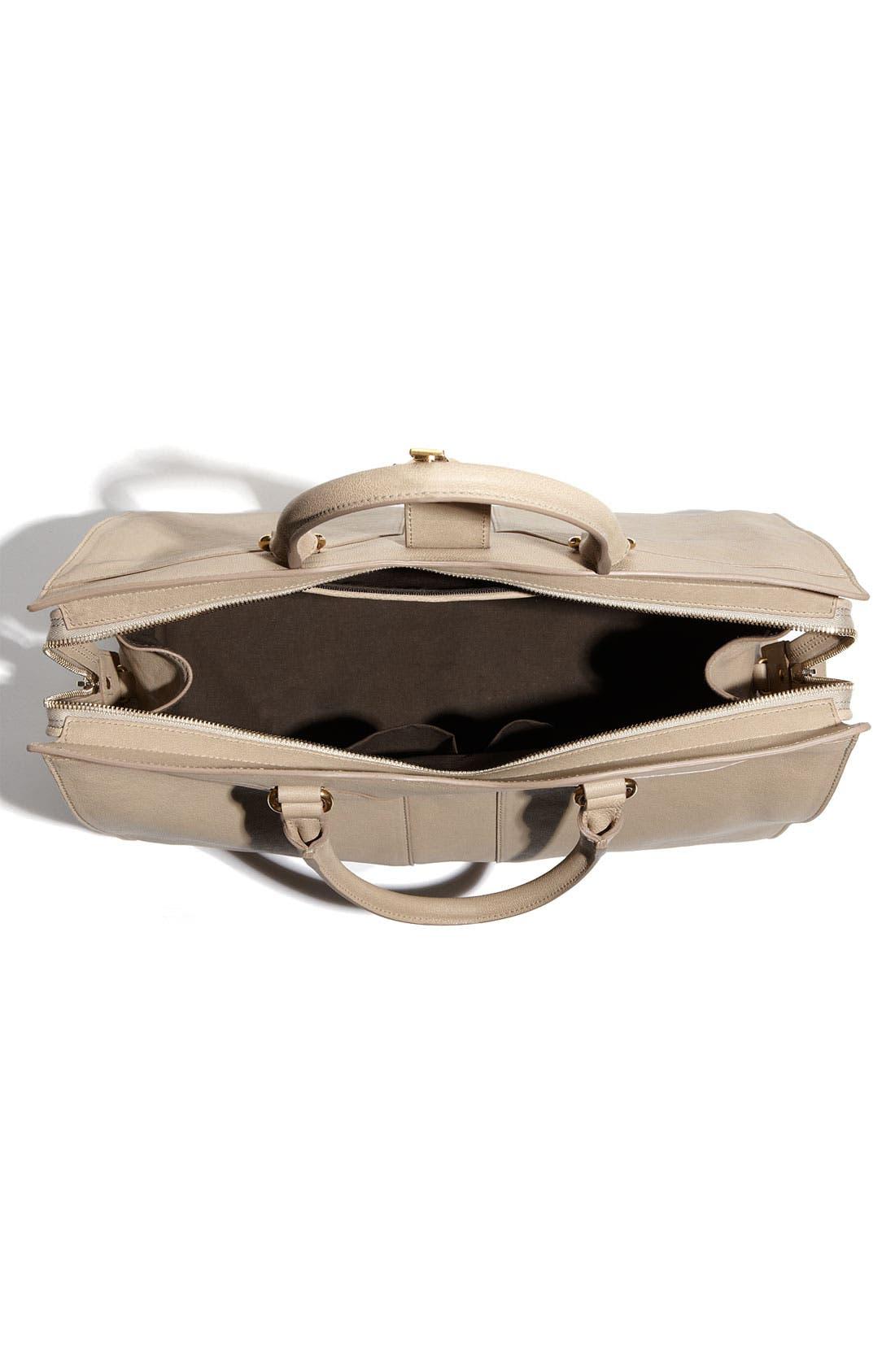 Alternate Image 3  - Yves Saint Laurent 'Cabas Chyc - Large' Leather Satchel