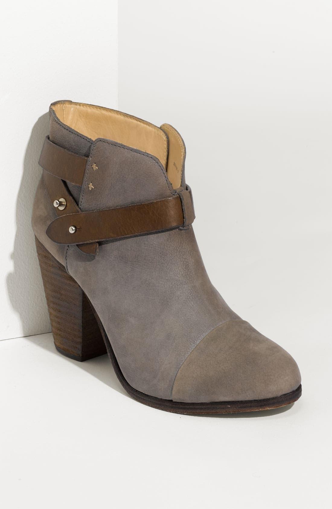 'Harrow' Boot,                         Main,                         color, Grey Nubuck