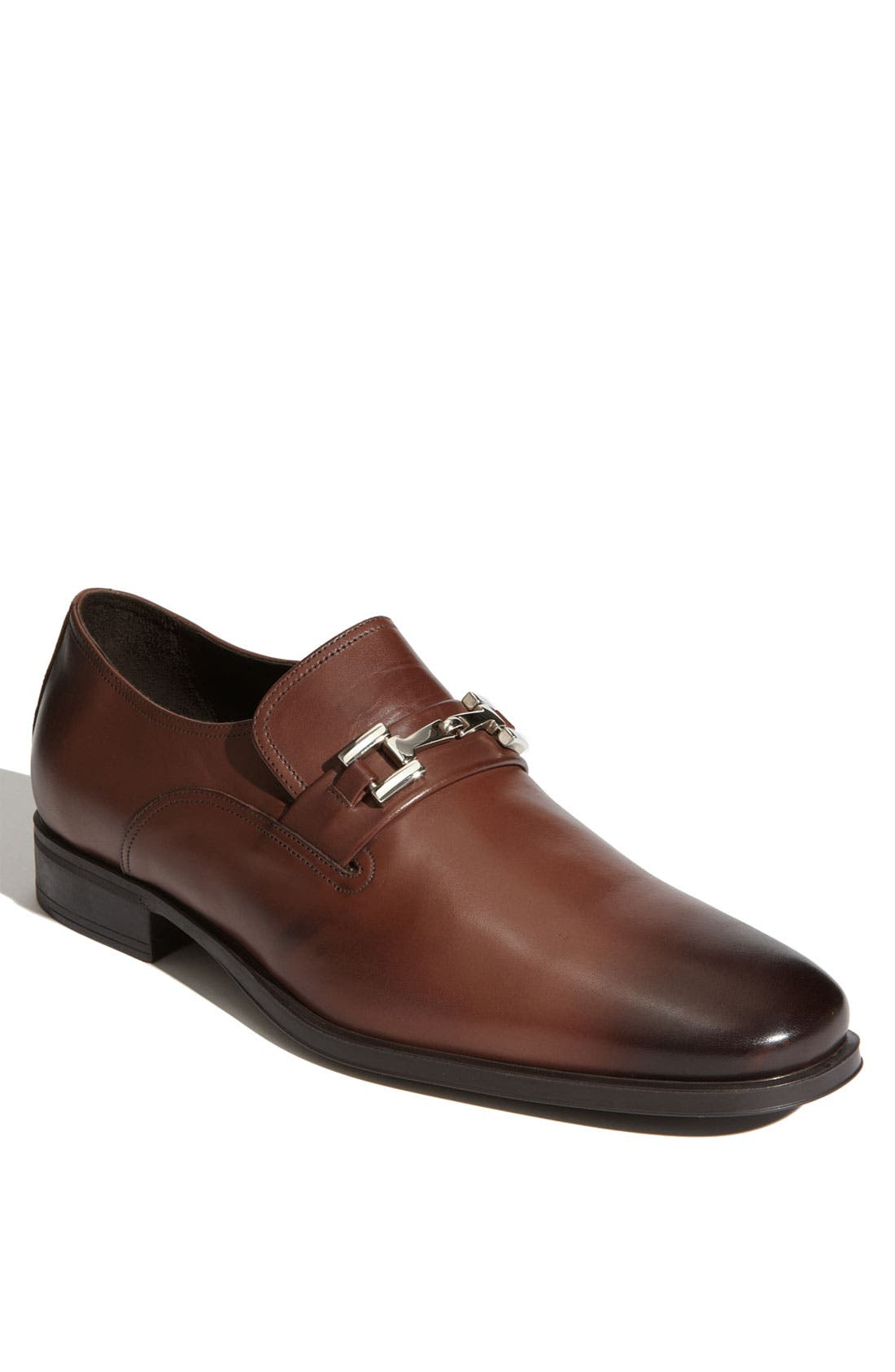 Alternate Image 1 Selected - Bruno Magli 'Gulliver' Bit Loafer