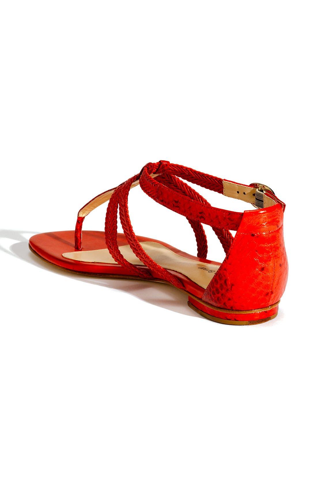 Alternate Image 2  - Alexandre Birman Braided Thong Sandal