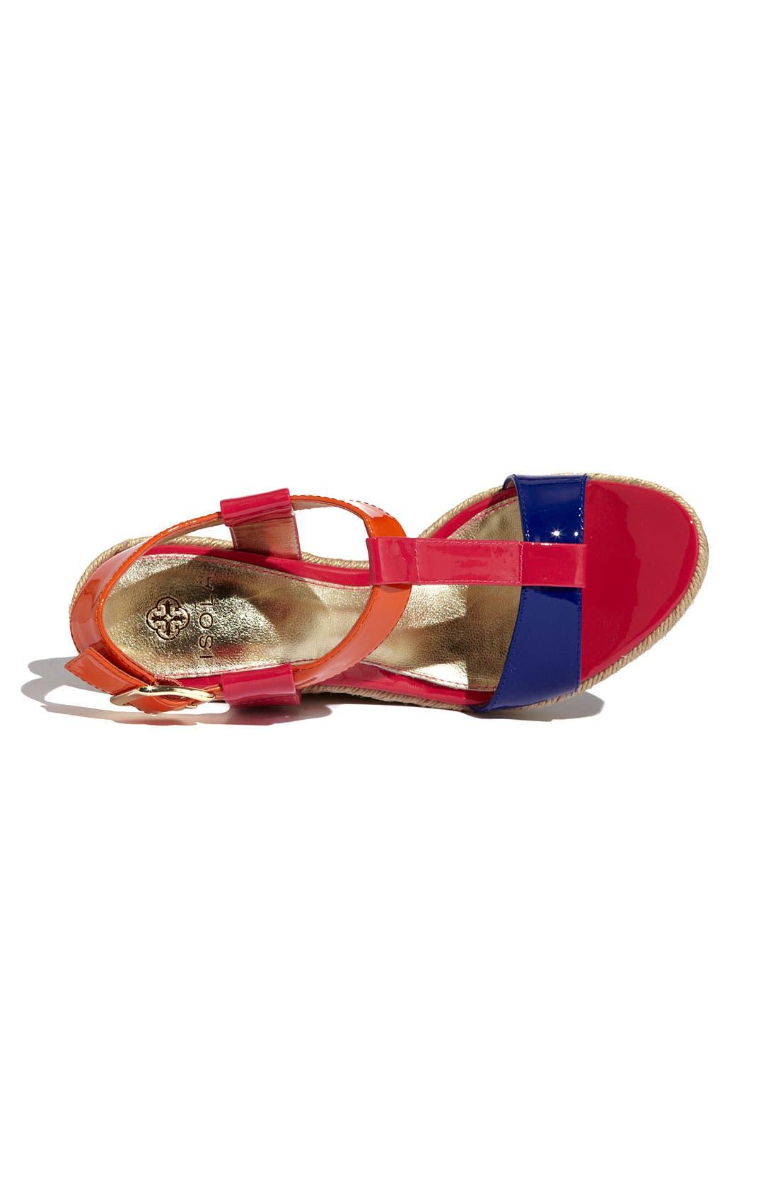 Alternate Image 3  - Isolá 'Olencia' Wedge Sandal