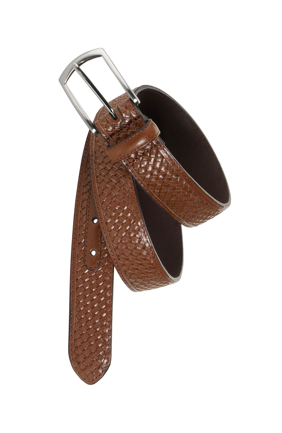 Alternate Image 2  - Cole Haan 'Kerry' Woven Leather Belt