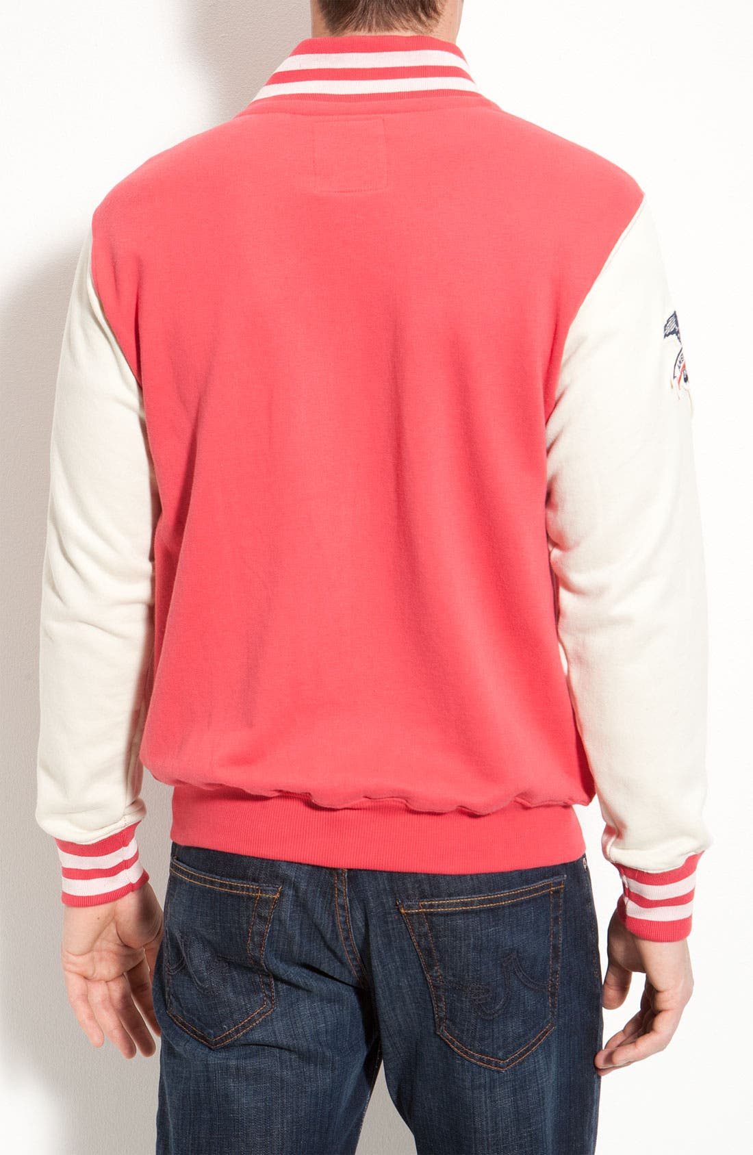 Alternate Image 2  - Red Jacket 'Homeroom Angels' Jacket