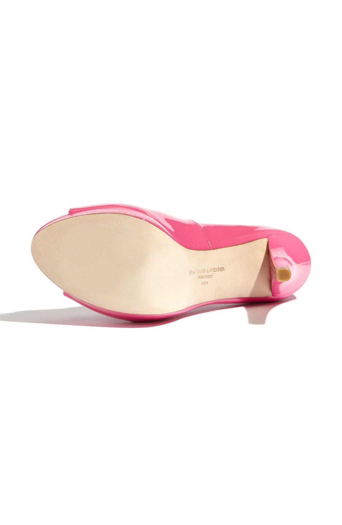 Alternate Image 4  - Vera Wang Footwear 'Selima' Pump