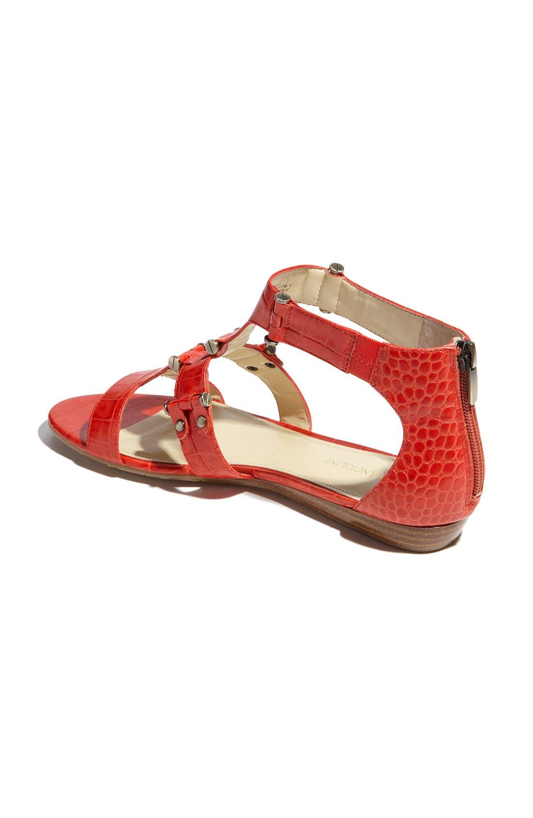 Alternate Image 2  - Enzo Angiolini 'Yoshi' Flat Sandal