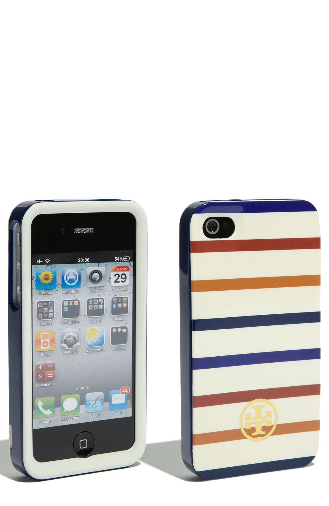 Alternate Image 1 Selected - Tory Burch iPhone 4 Case