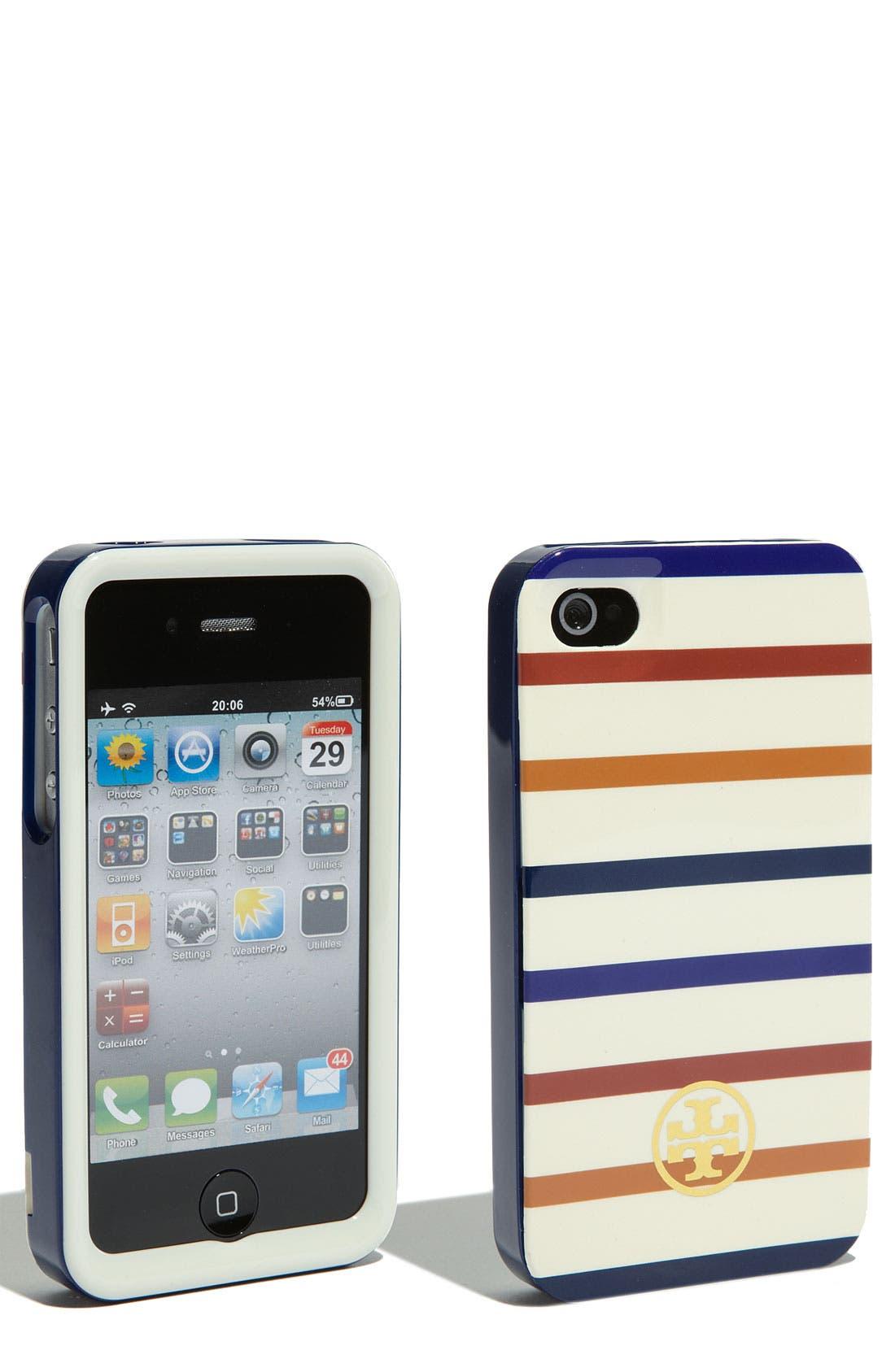 Main Image - Tory Burch iPhone 4 Case