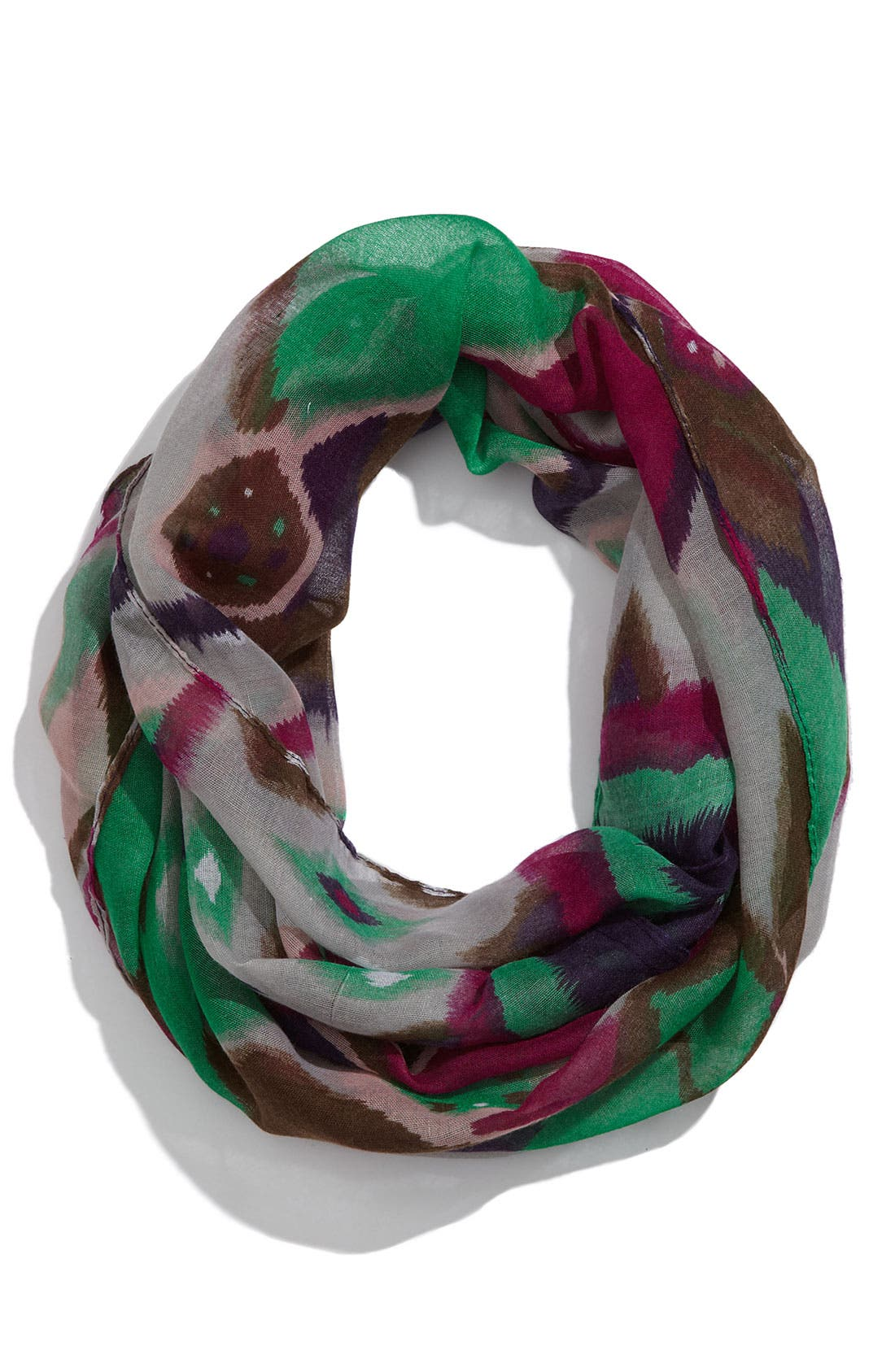Alternate Image 1 Selected - The Accessory Collective Infinity Scarf (Girls)