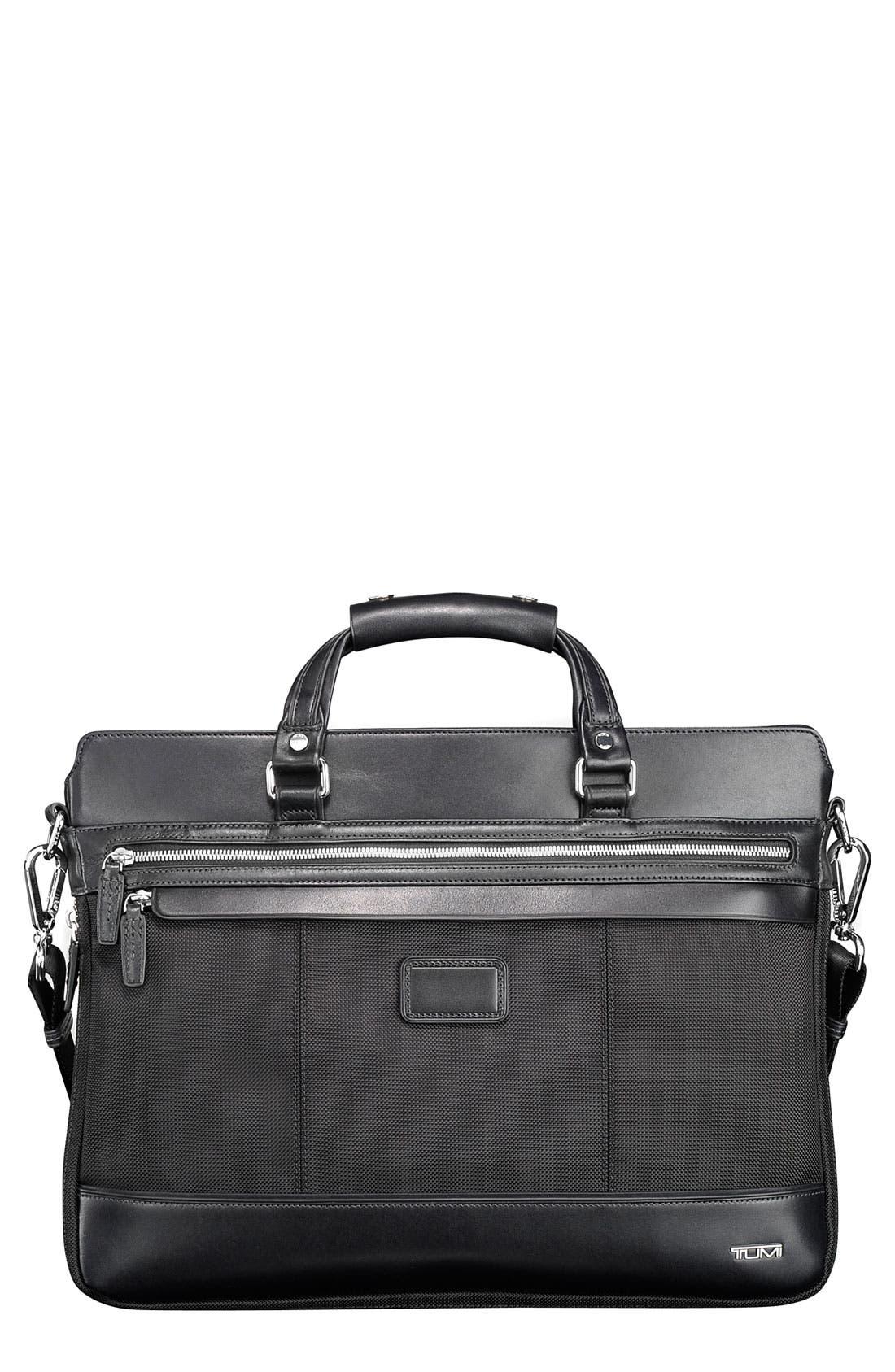 Alternate Image 1 Selected - Tumi 'Bedford - Jefferson' Slim Briefcase