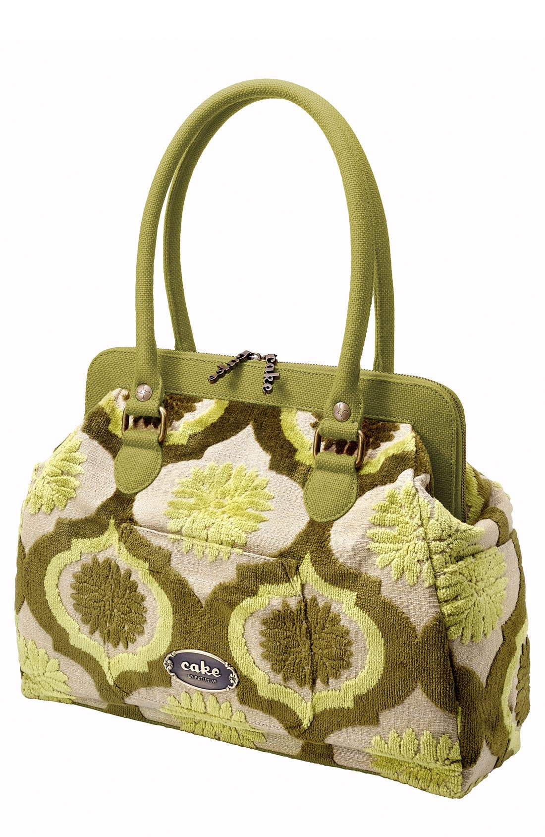Alternate Image 1 Selected - Petunia Pickle Bottom 'Cosmopolitan Carryall - Cake' Diaper Bag