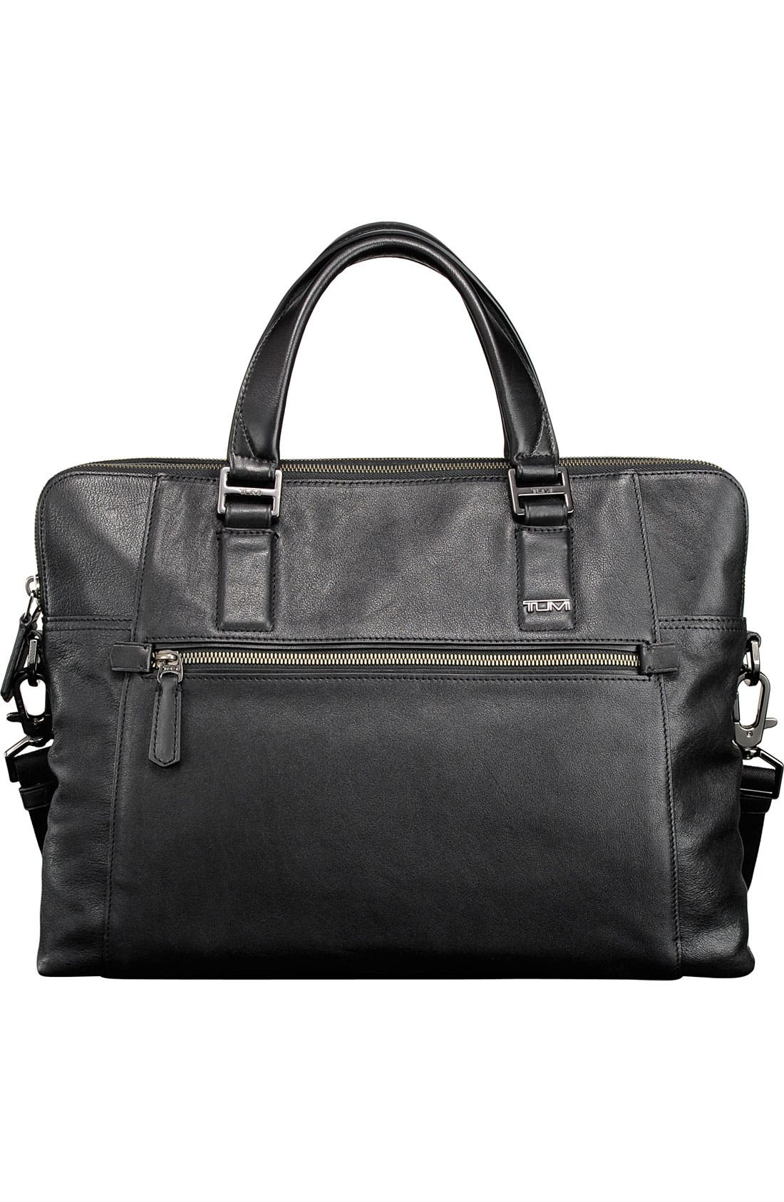 Alternate Image 1 Selected - Tumi 'Beacon Hill - Branch' Slim Laptop Briefcase (16 Inch)