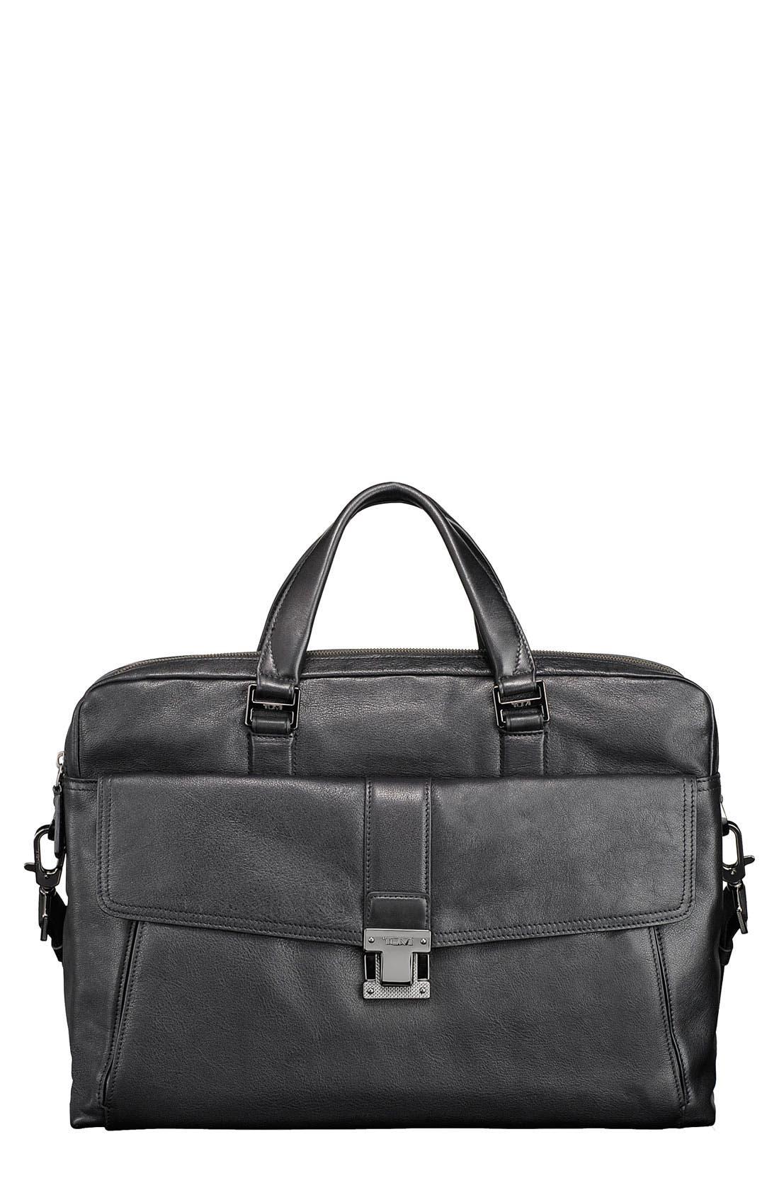 Main Image - Tumi 'Beacon Hill - Chestnut Large' Laptop Briefcase