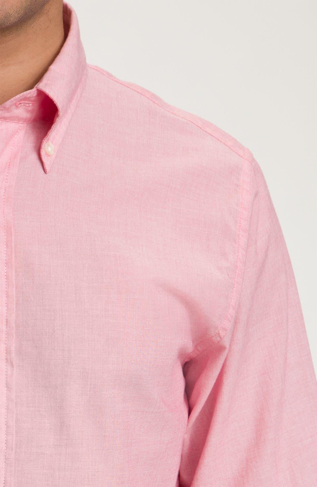 Alternate Image 3  - Jack Spade 'Hawes' Woven Shirt