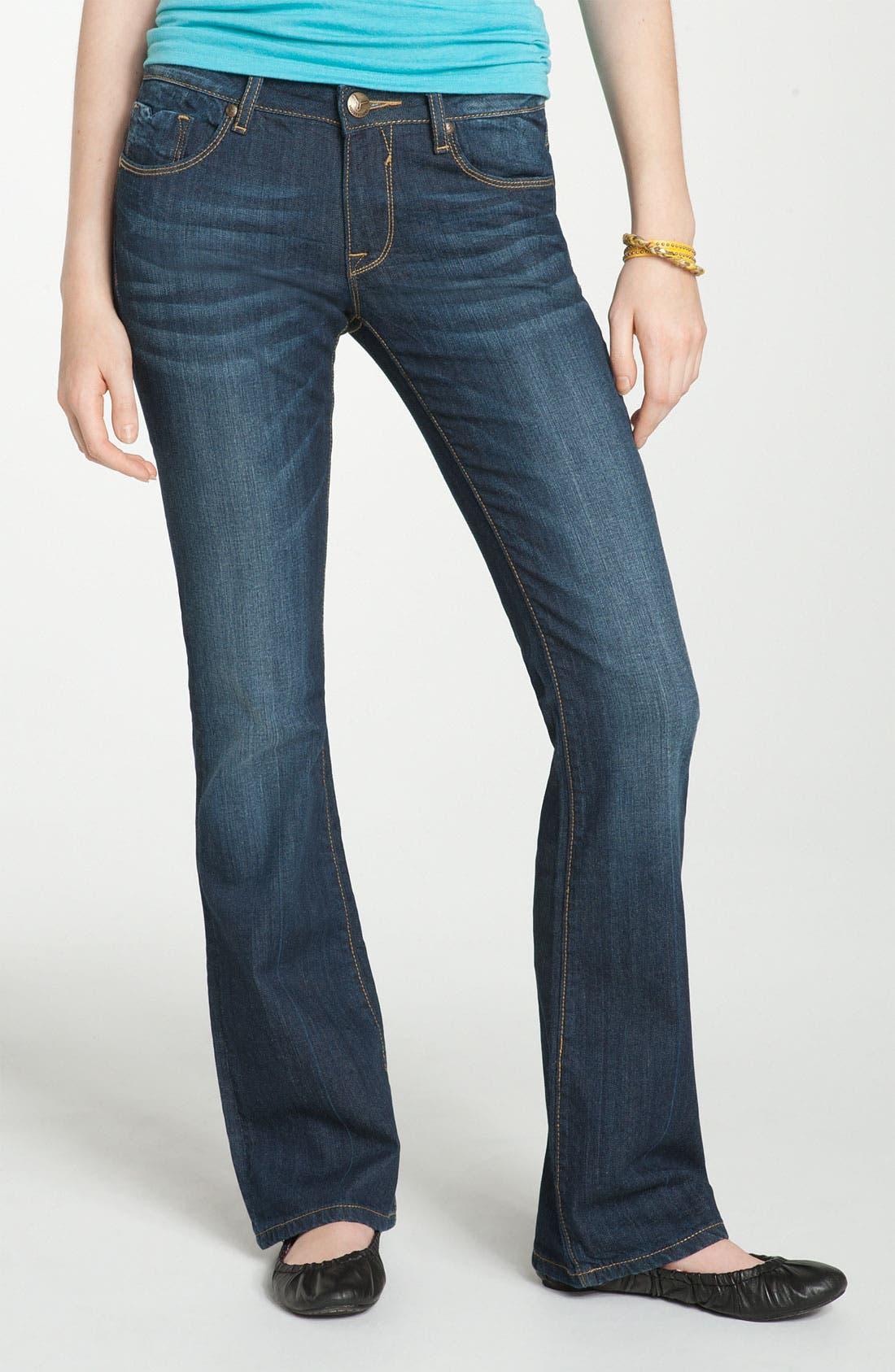 Alternate Image 2  - Vigoss Bootcut Jeans (Juniors Regular & Long)