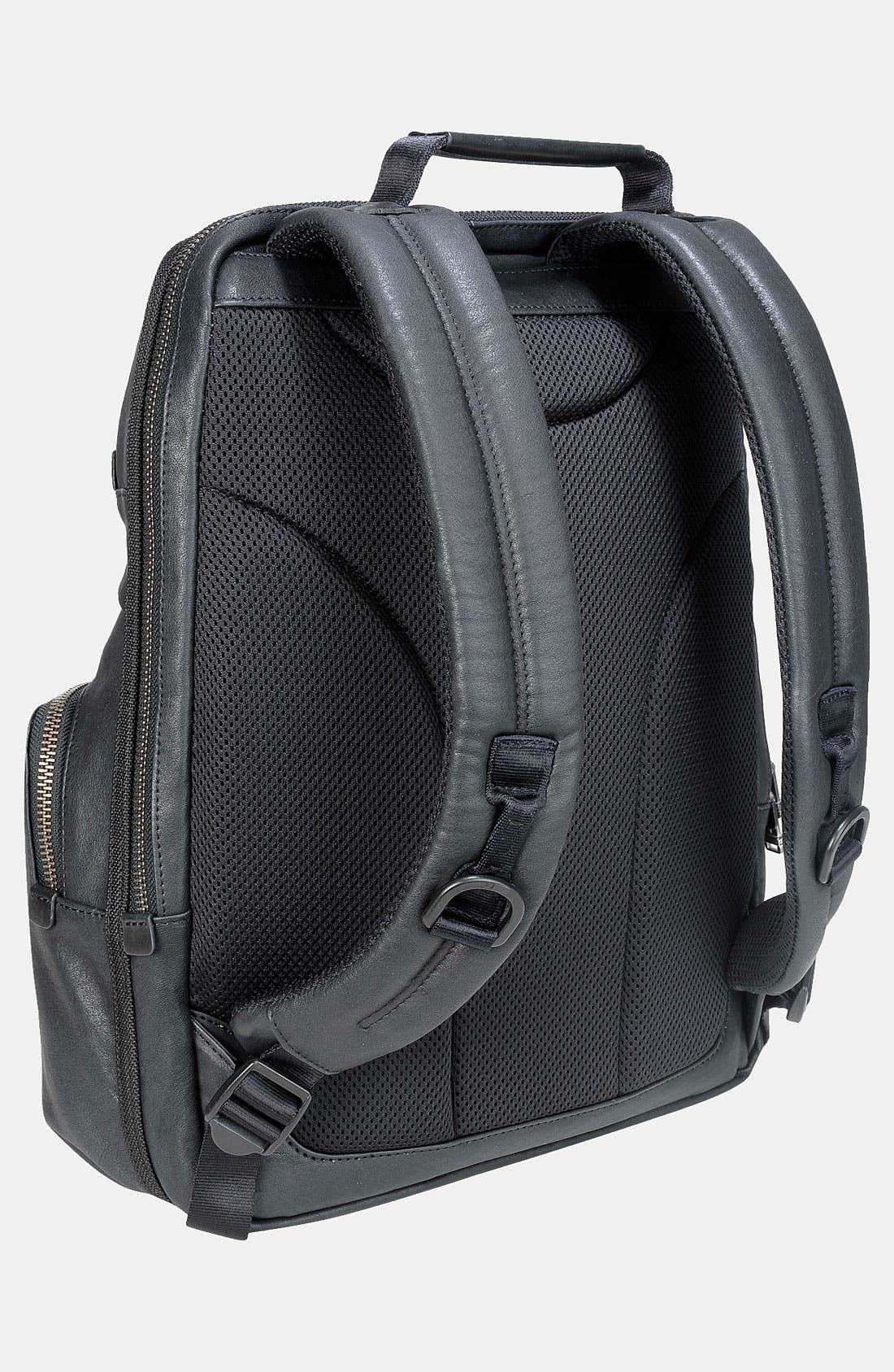 Alternate Image 2  - Tumi 'Alpha Bravo - Knox' Leather Backpack