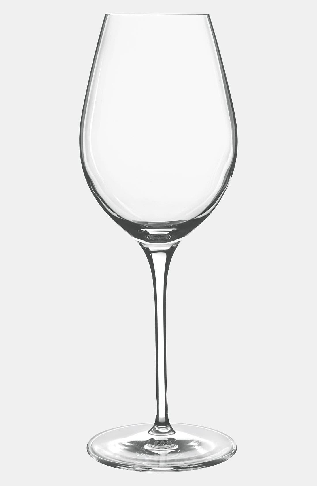 Alternate Image 2  - Luigi Bormioli 'Wine Profiles - Crisp Whites' Wine Glasses (Set of 2)