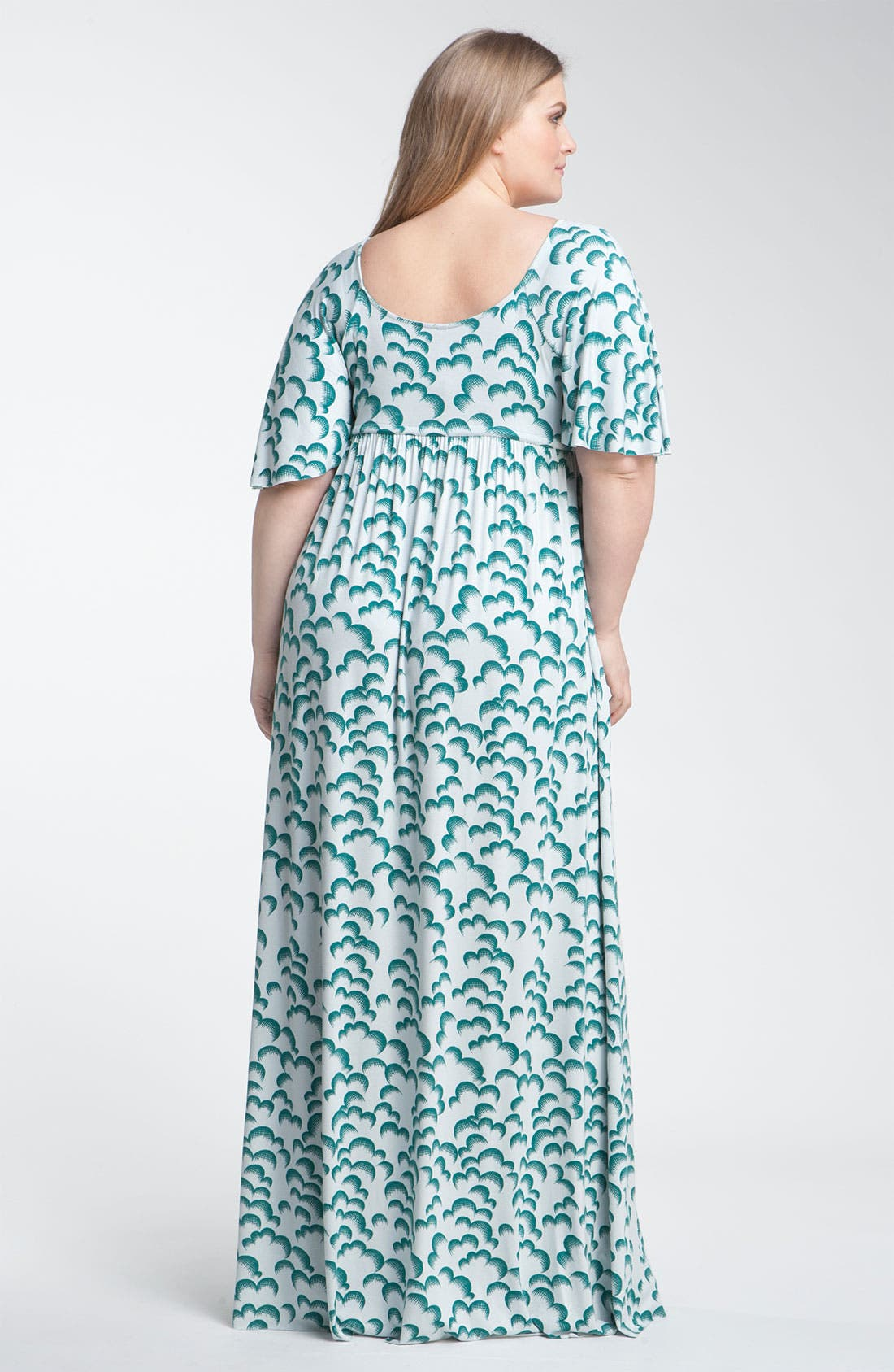 Alternate Image 2  - Rachel Pally 'Romeo' Maxi Dress (Plus)