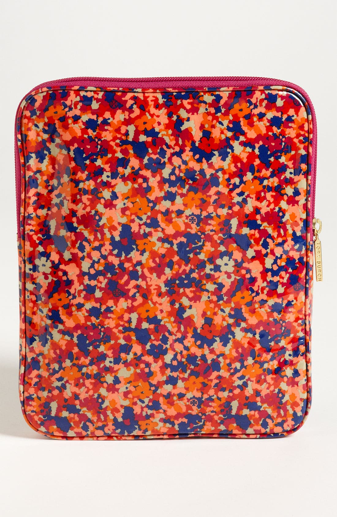 Alternate Image 4  - Tory Burch Coated Poplin Tablet Sleeve