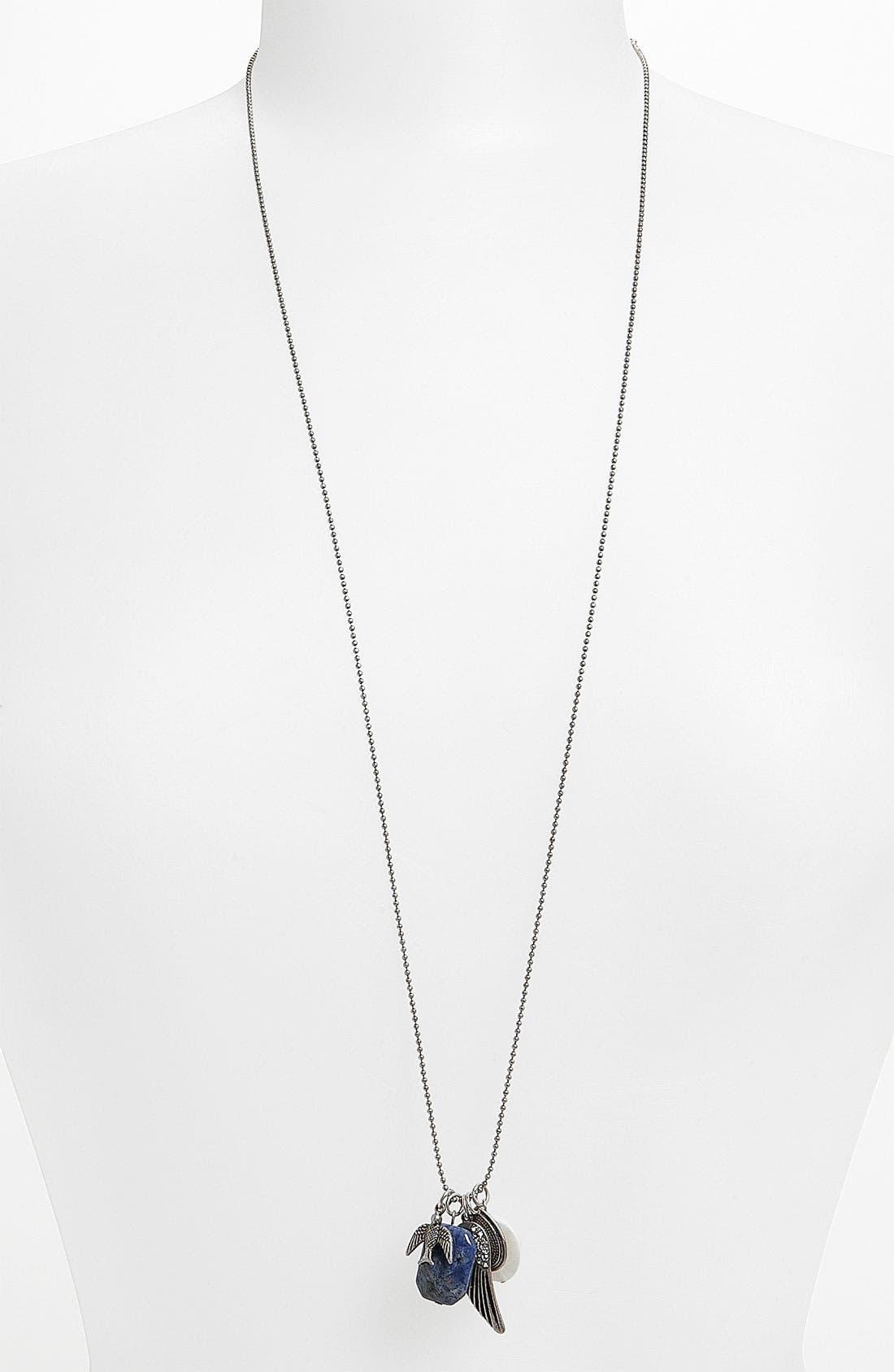 Main Image - Stephan & Co. Bird Charm Necklace
