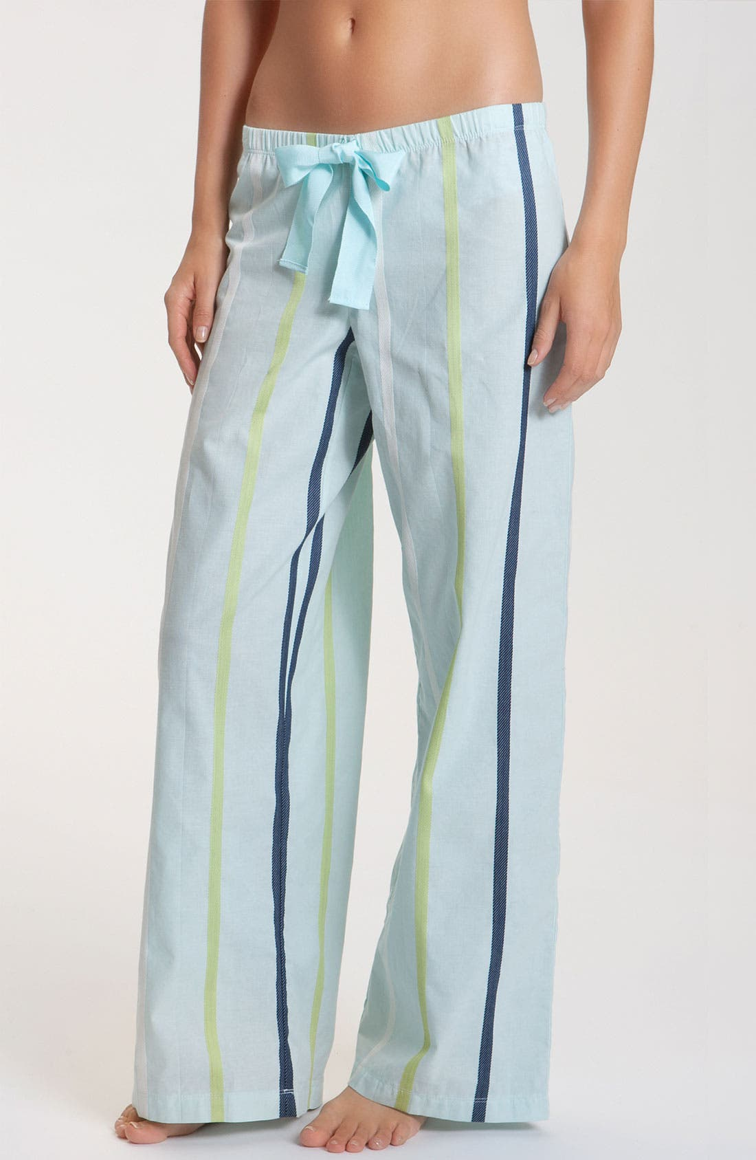 Main Image - Hue 'Dobby Stripe' Lounge Pants