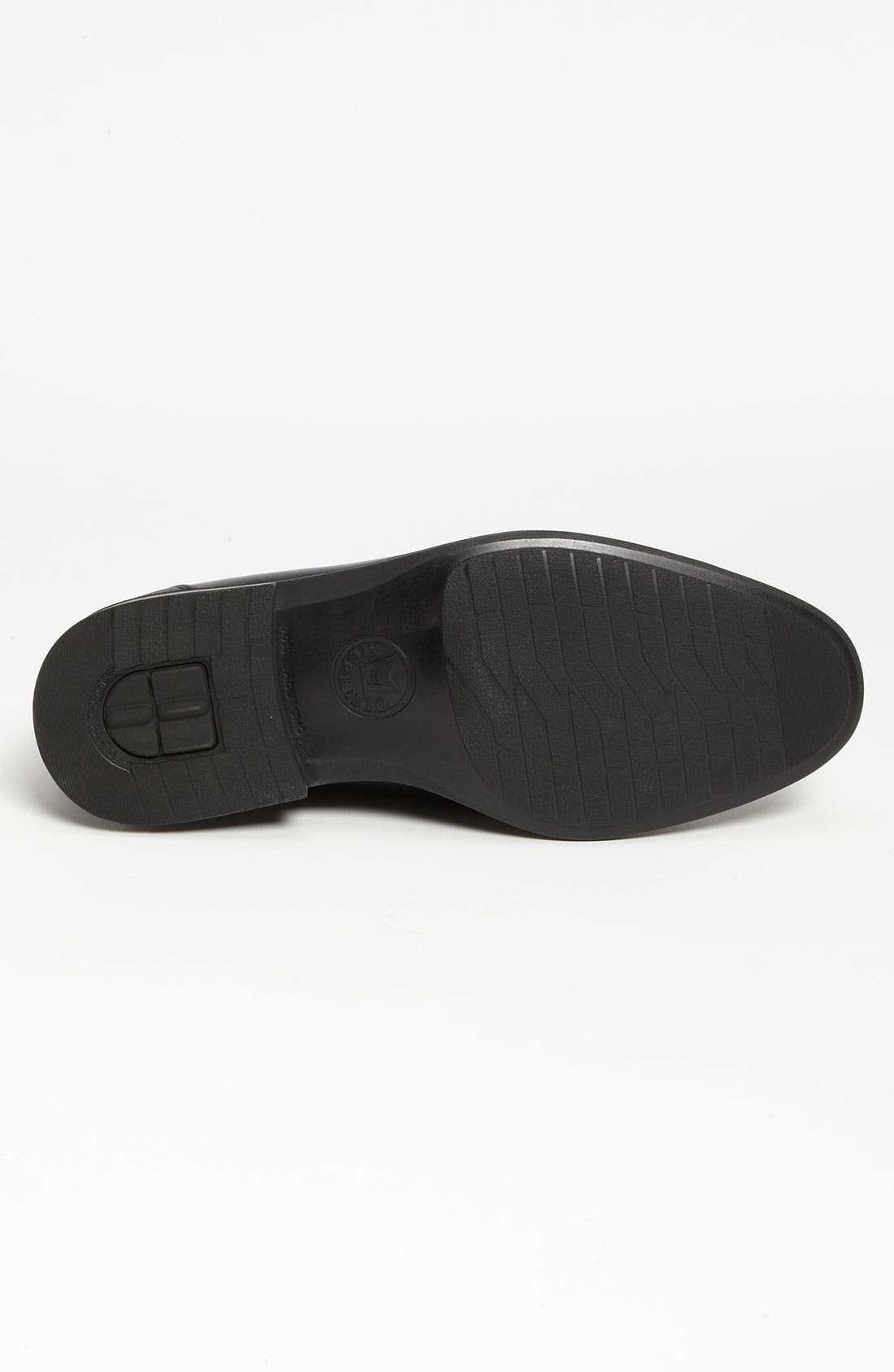 Fortino Loafer,                             Alternate thumbnail 4, color,                             Black