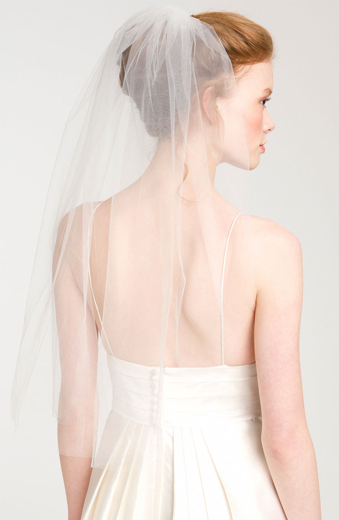 Main Image - Nina 'Bernadet' Single Tier Veil
