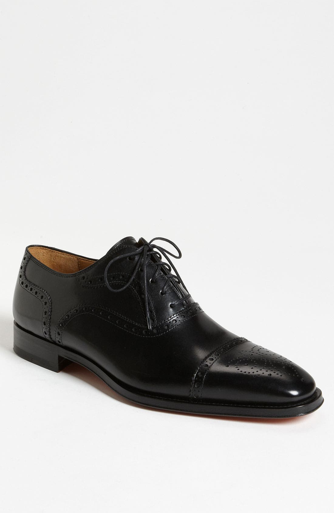 Main Image - Magnanni 'Santiago' Cap Toe Oxford (Men)