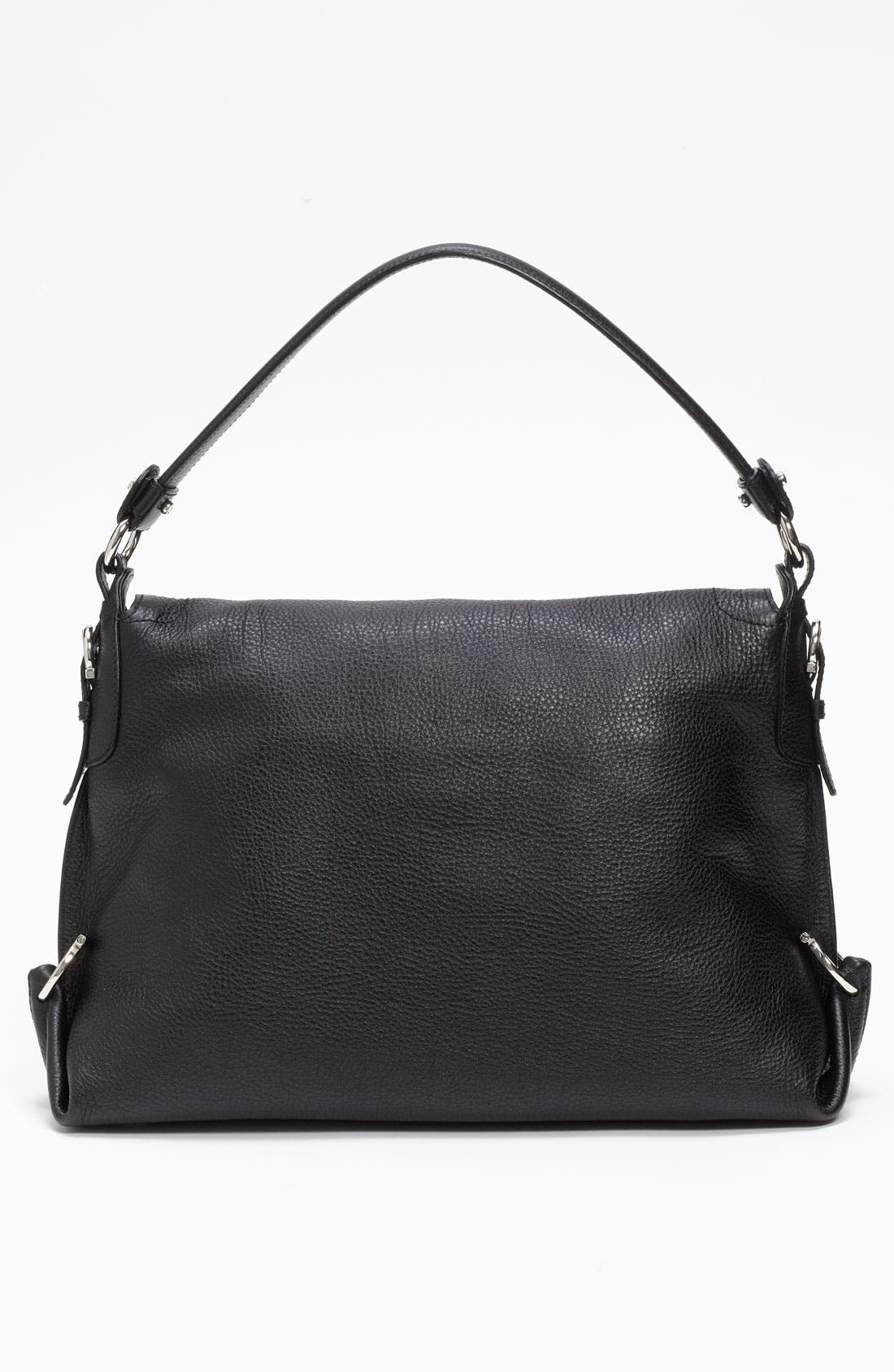 Alternate Image 4  - Salvatore Ferragamo 'Avye' Leather Shoulder Bag