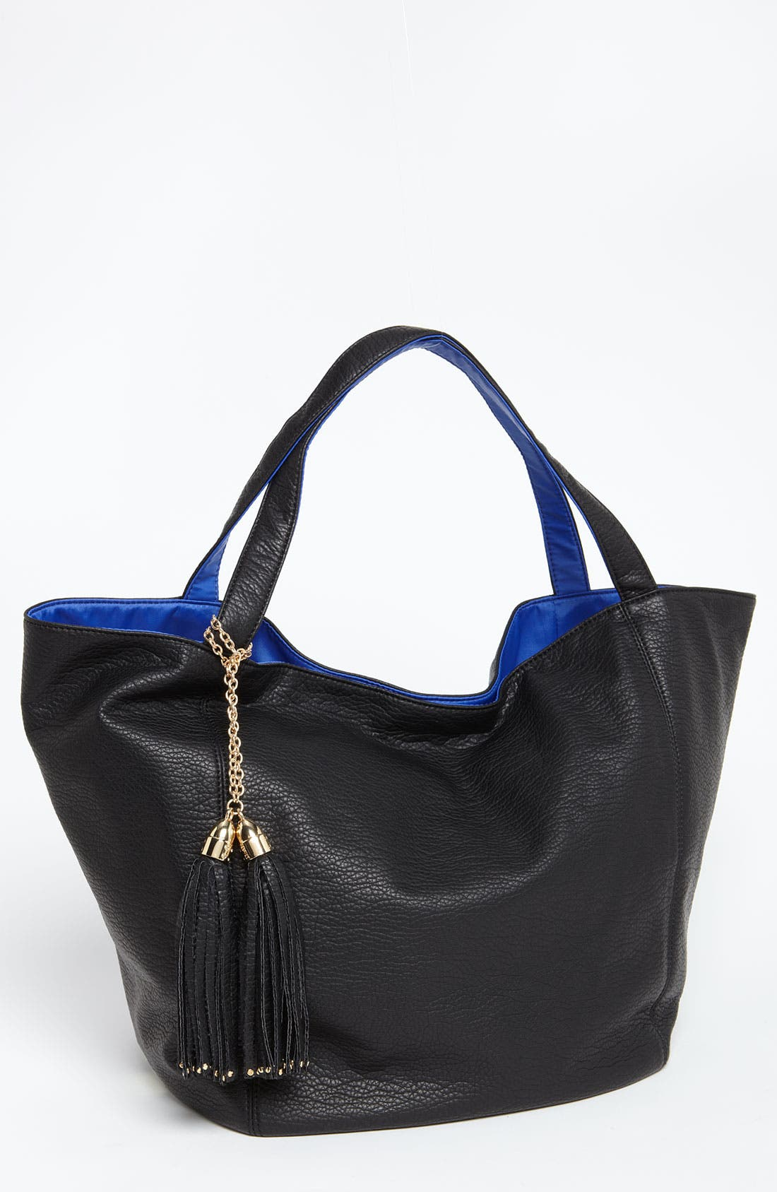 Alternate Image 1 Selected - Deux Lux 'Juno' Faux Leather Tote