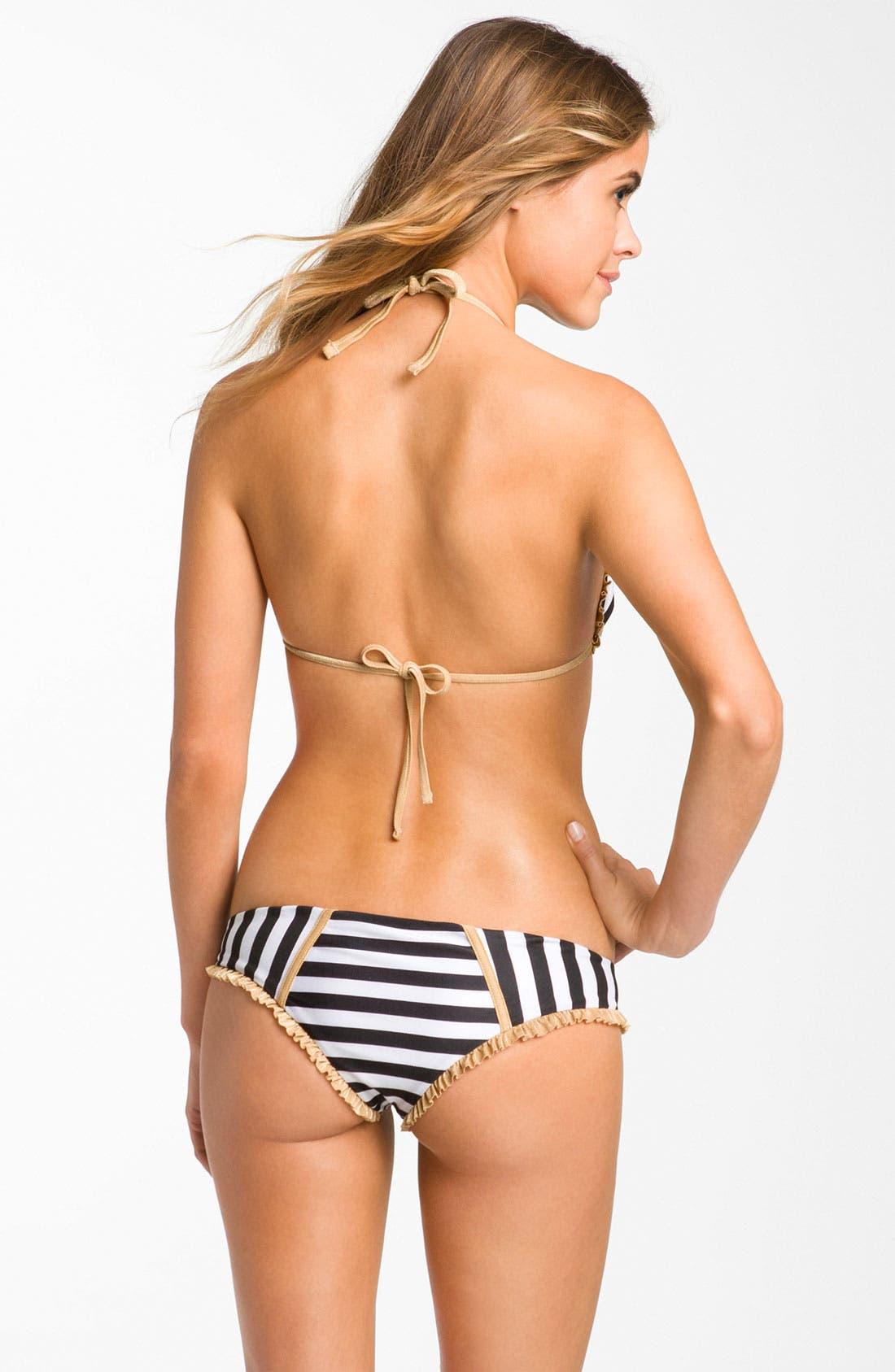 Alternate Image 4  - Beach Bunny 'We Found Love' Bikini Bottoms