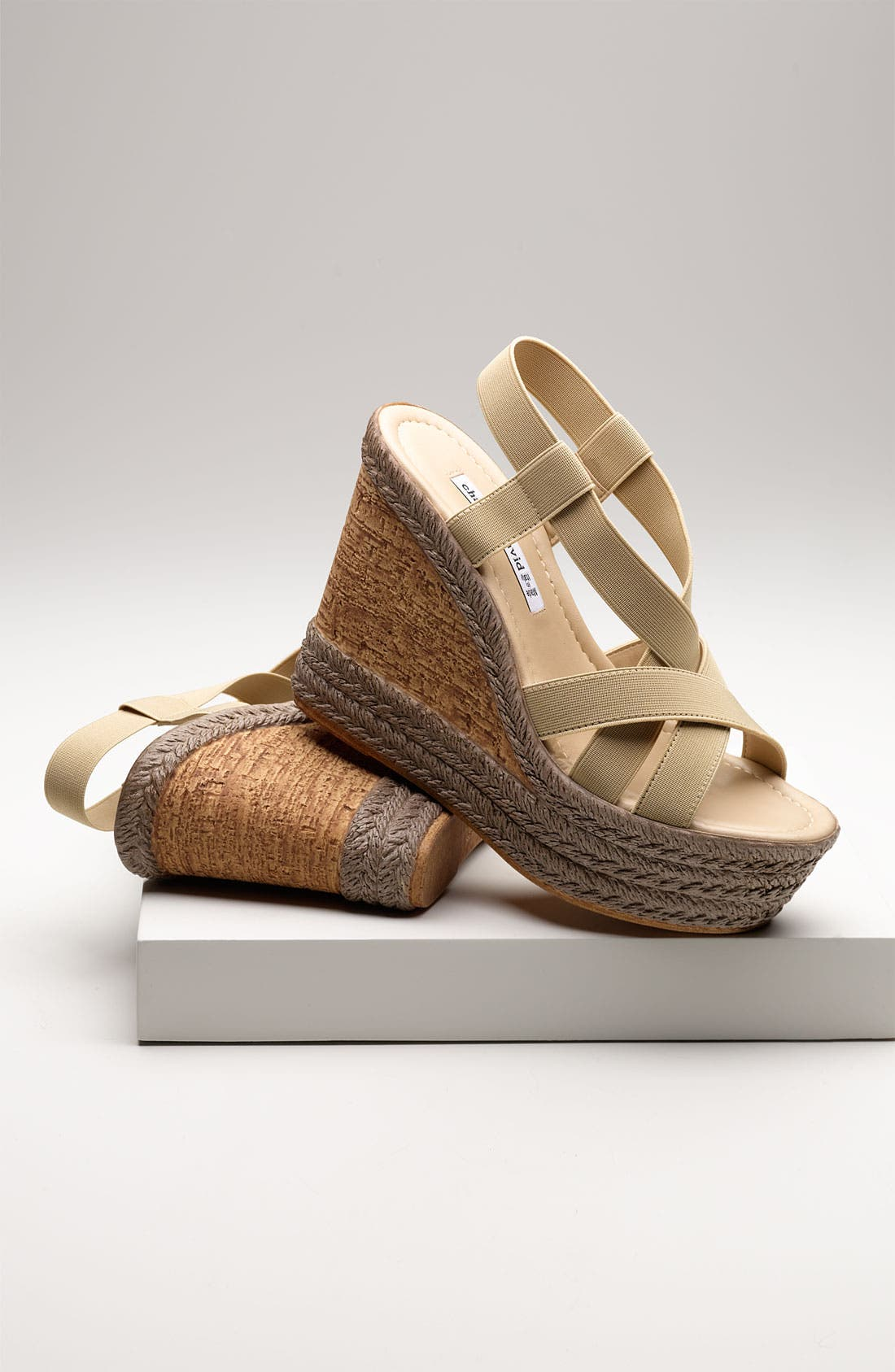 Alternate Image 5  - Charles David 'Fare' Espadrille Wedge