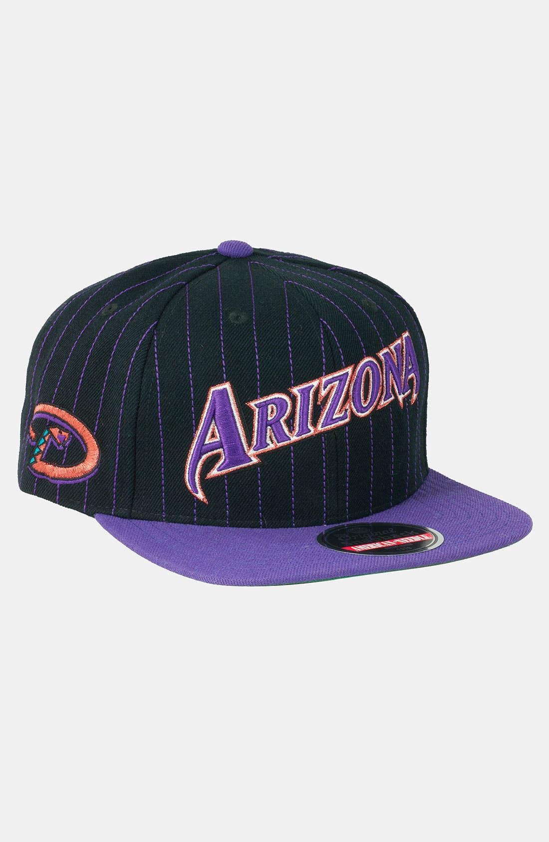 Main Image - American Needle 'Diamondbacks' Snapback Baseball Cap