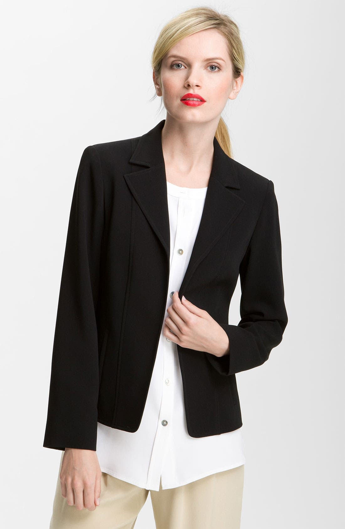Alternate Image 1 Selected - Louben Seamed Jacket