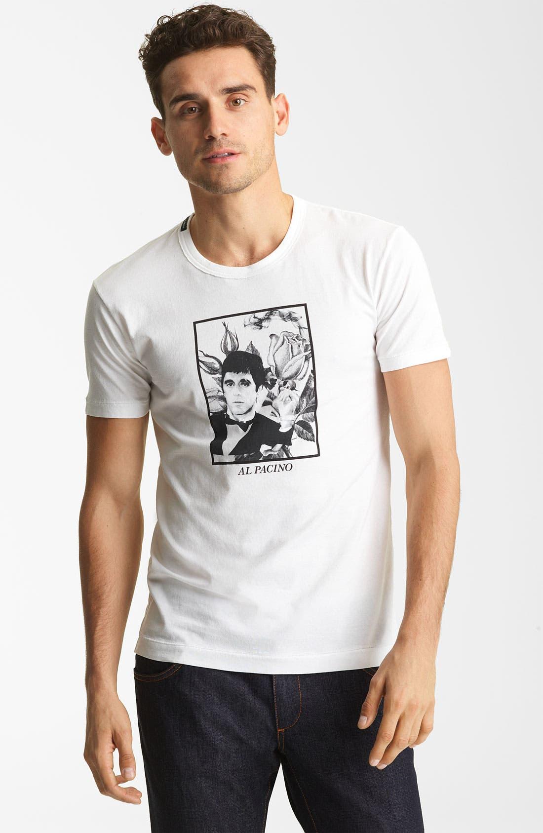 Main Image - Dolce&Gabbana Graphic T-Shirt