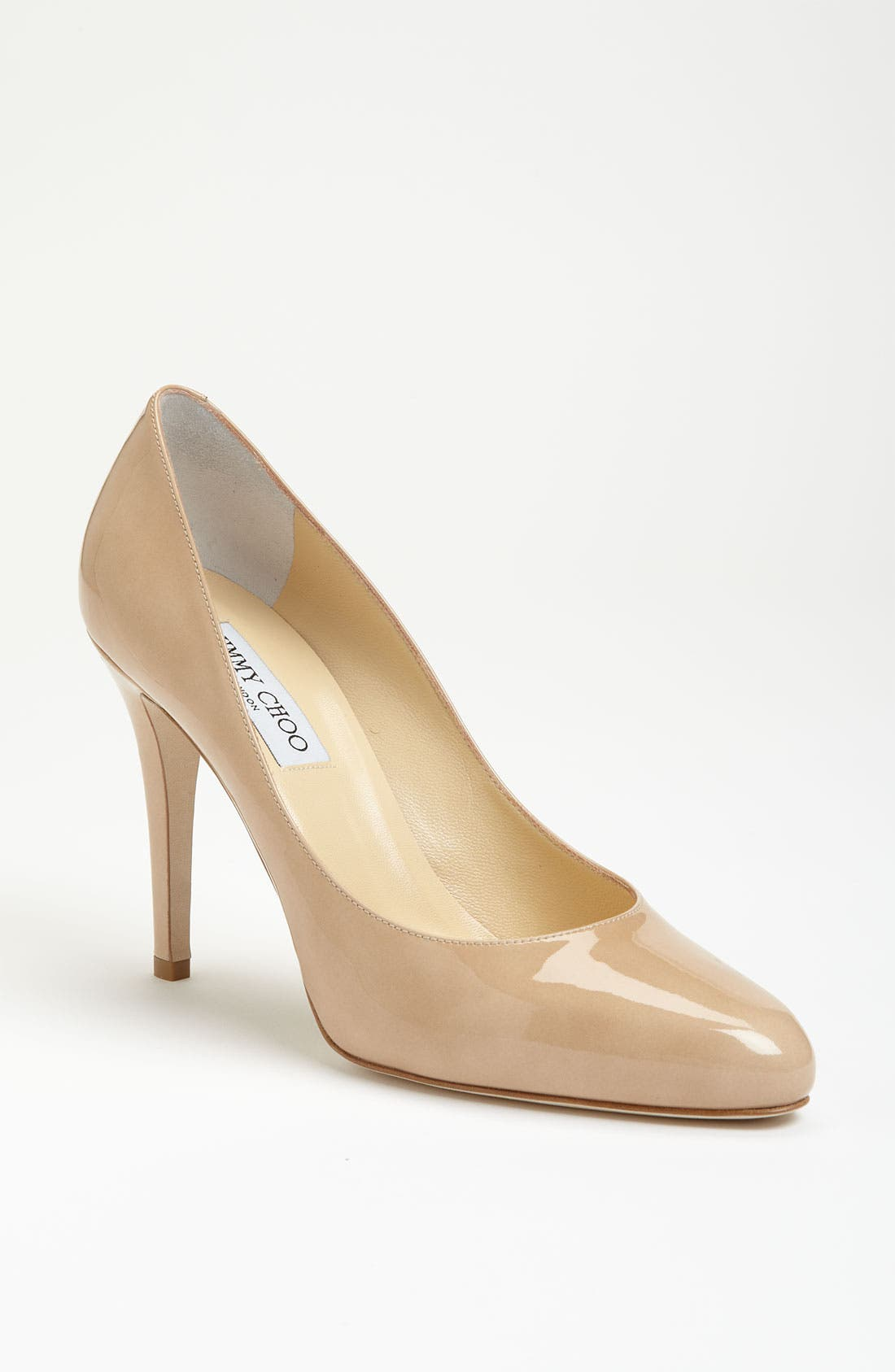 Alternate Image 1 Selected - Jimmy Choo 'Vikki' Platform Pump