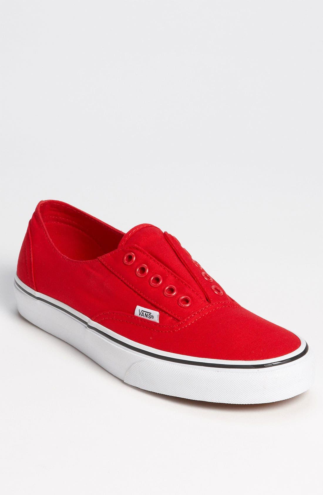 Alternate Image 1 Selected - Vans 'Era Laceless' Sneaker (Men)
