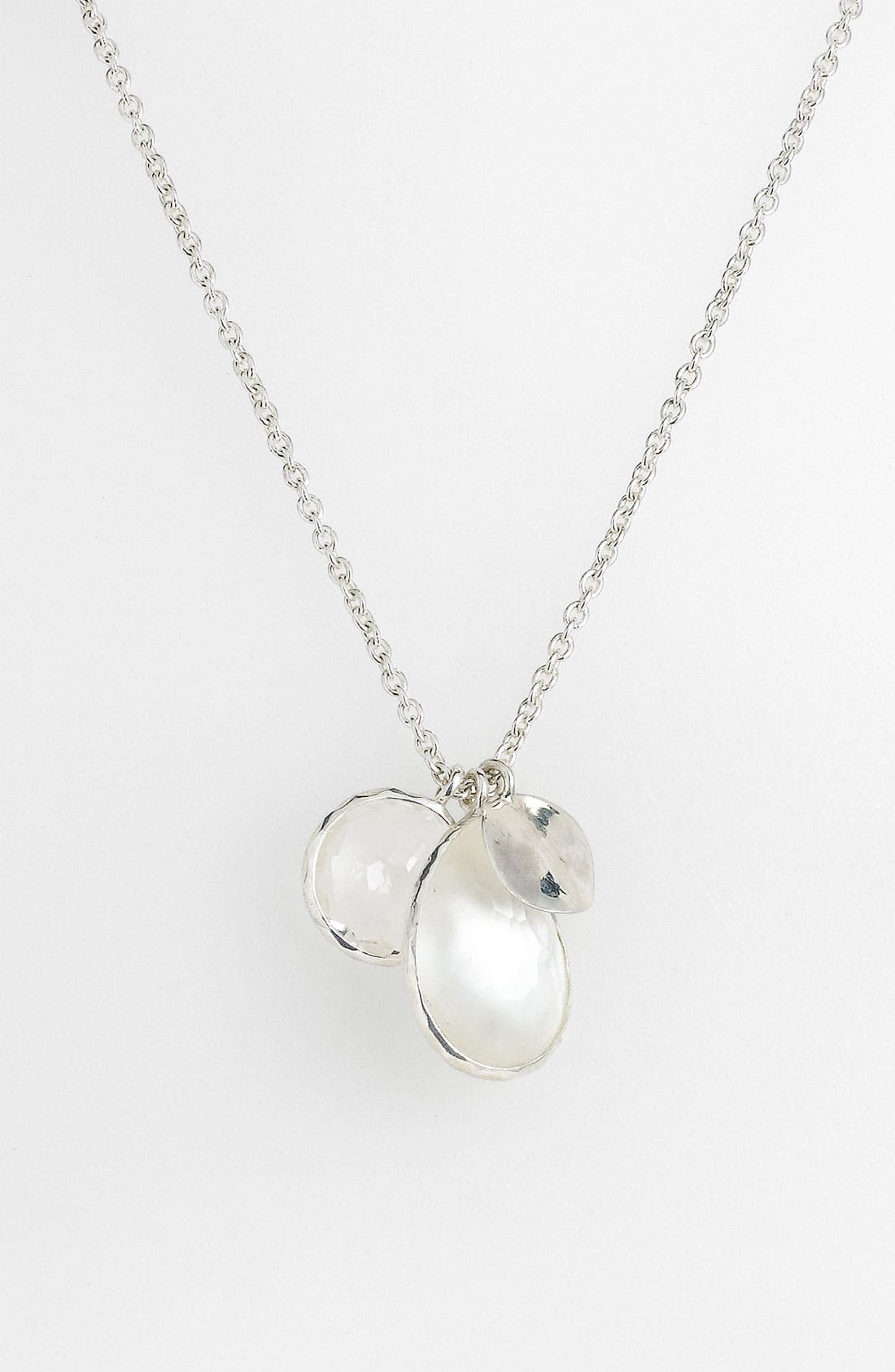 Alternate Image 1 Selected - Ippolita Triple Charm Necklace (Nordstrom Exclusive)