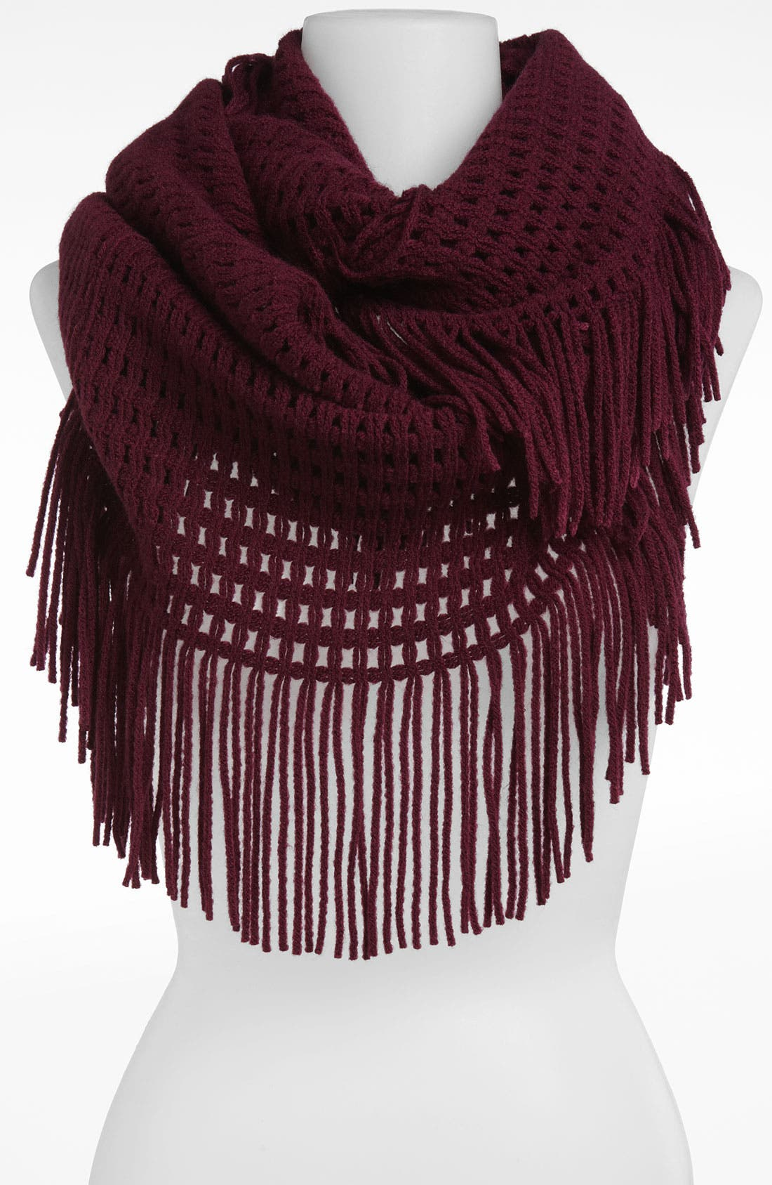 Alternate Image 1 Selected - Hinge® Tassel Scarf