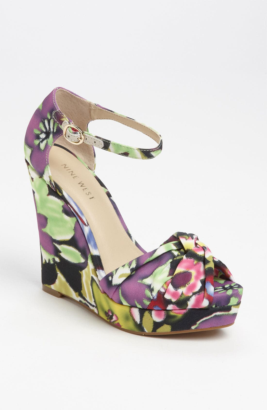 Alternate Image 1 Selected - Nine West 'Letitgo' Sandal