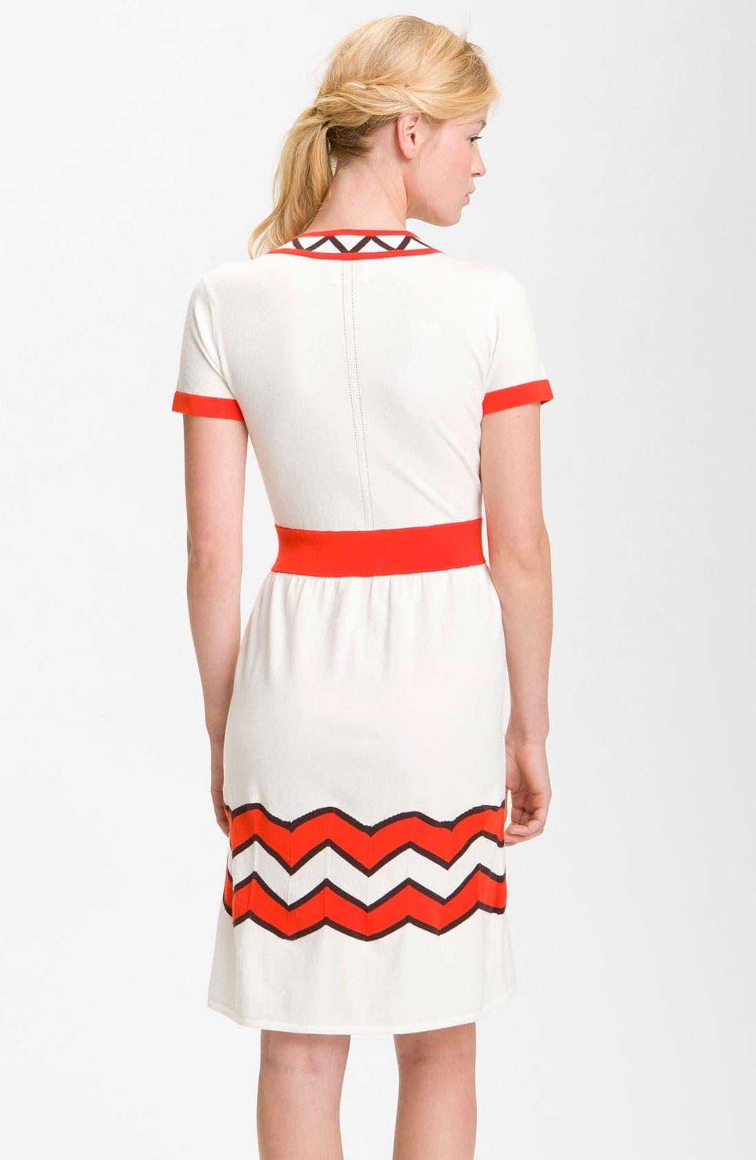 Alternate Image 2  - Milly 'Belle' Knit Dress