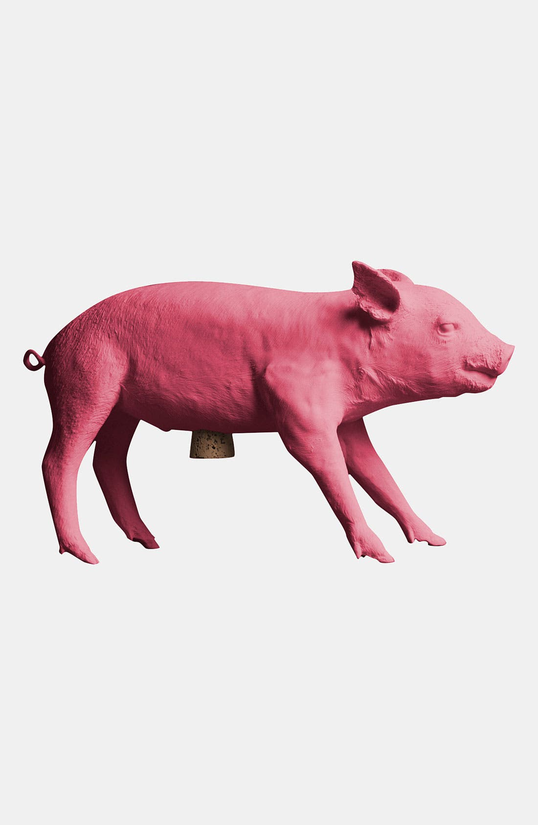 Alternate Image 1 Selected - Bank in the Form of a Pig