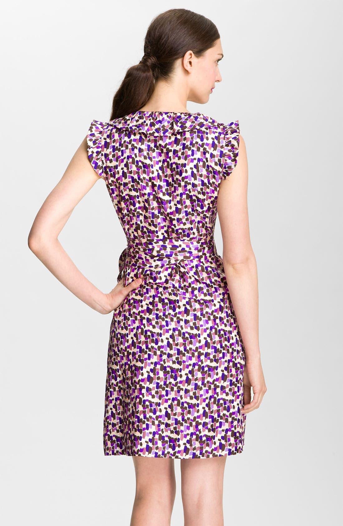 Alternate Image 2  - kate spade new york 'aubrey' wrap dress