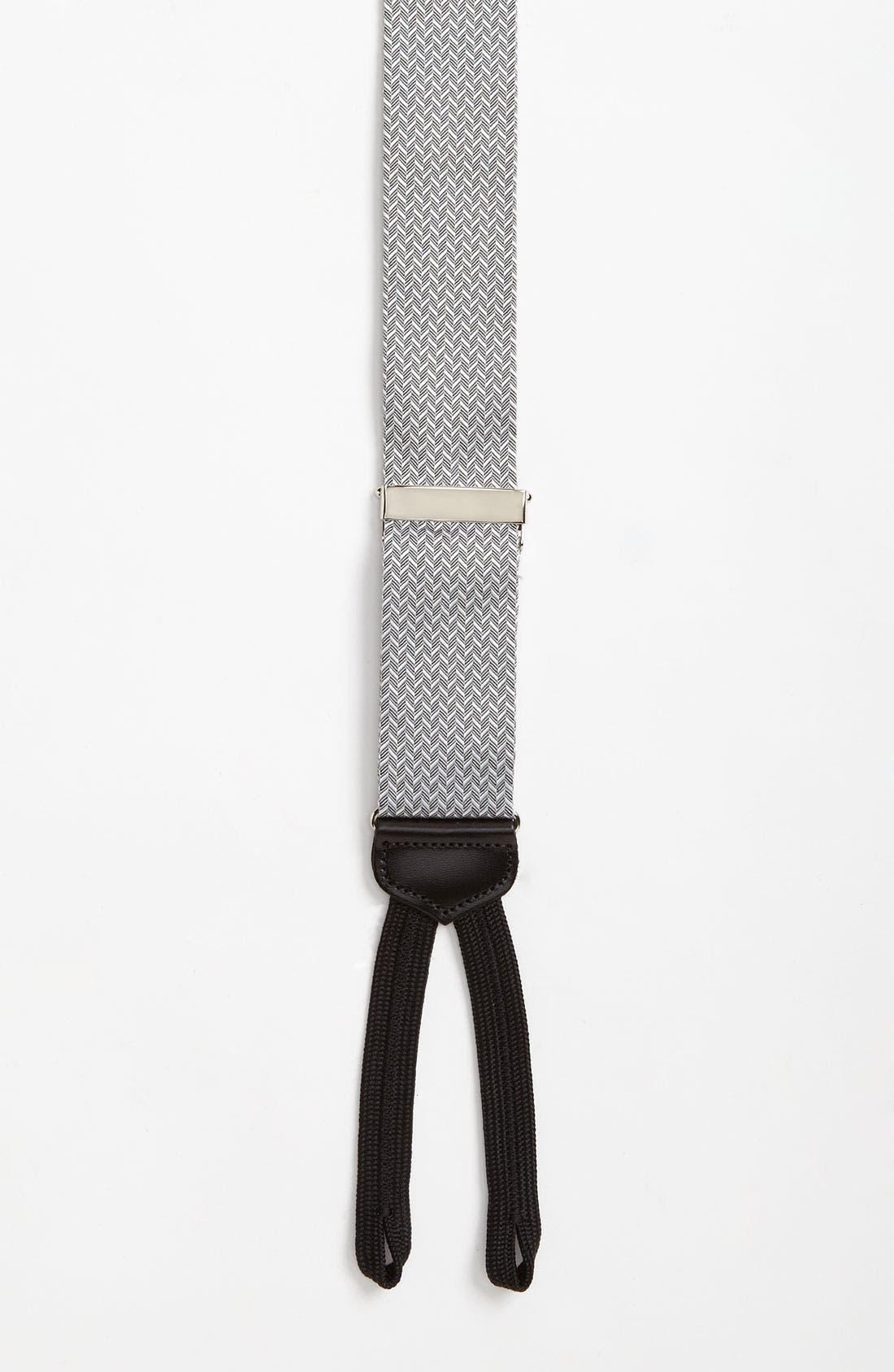 Alternate Image 1 Selected - Trafalgar 'Southwick' Formal Suspenders