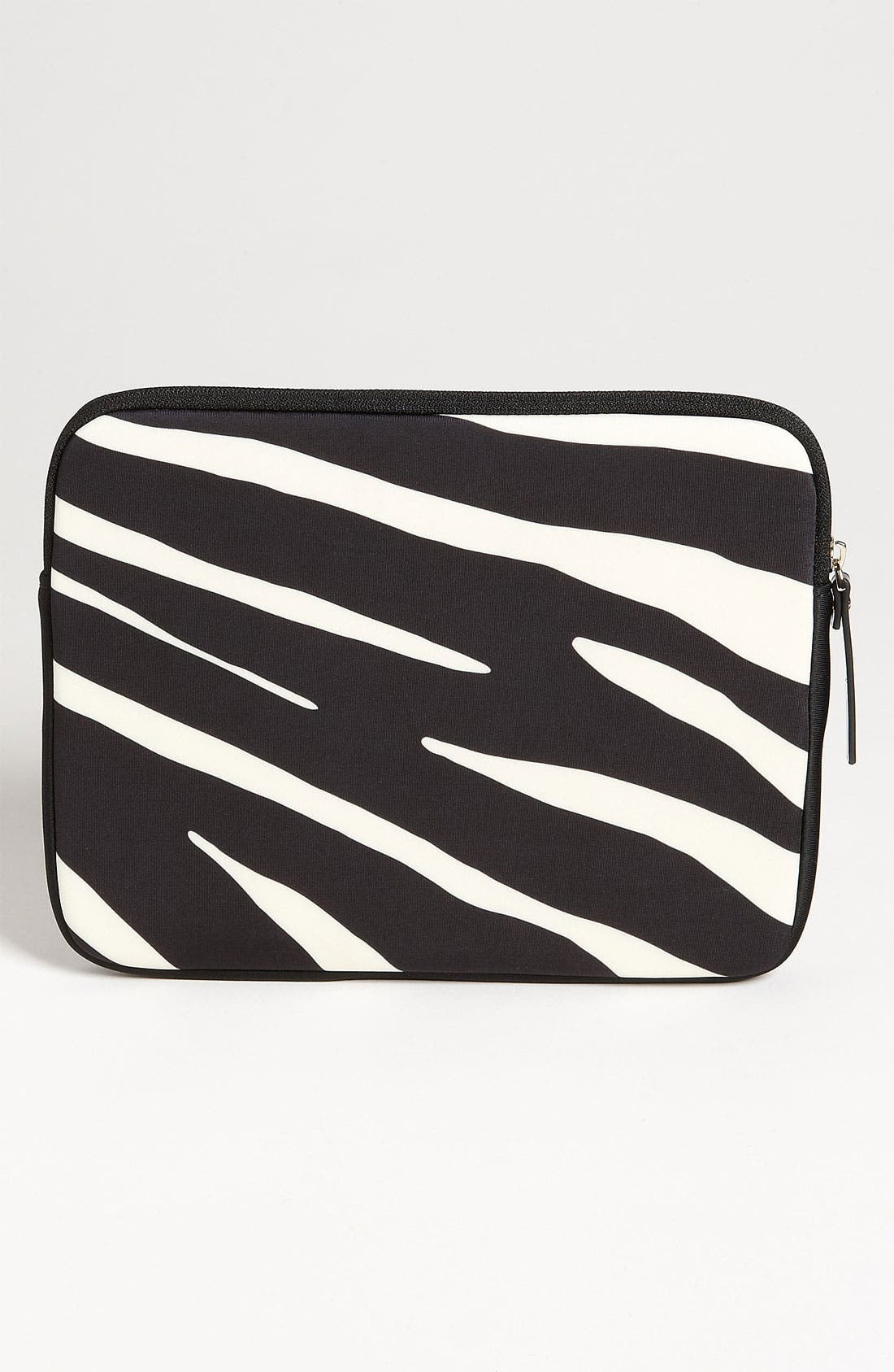 Alternate Image 4  - kate spade new york 'zebra' iPad sleeve